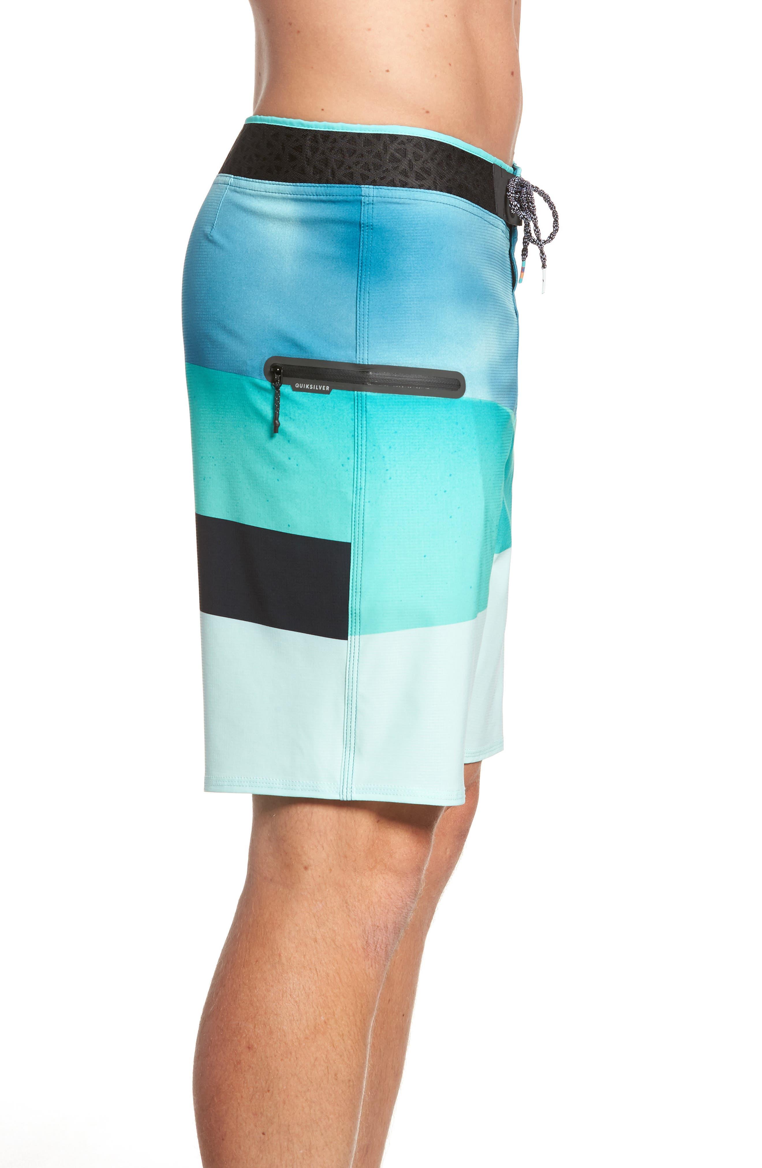 Alternate Image 3  - Quiksilver Slash Vee 20 Board Shorts