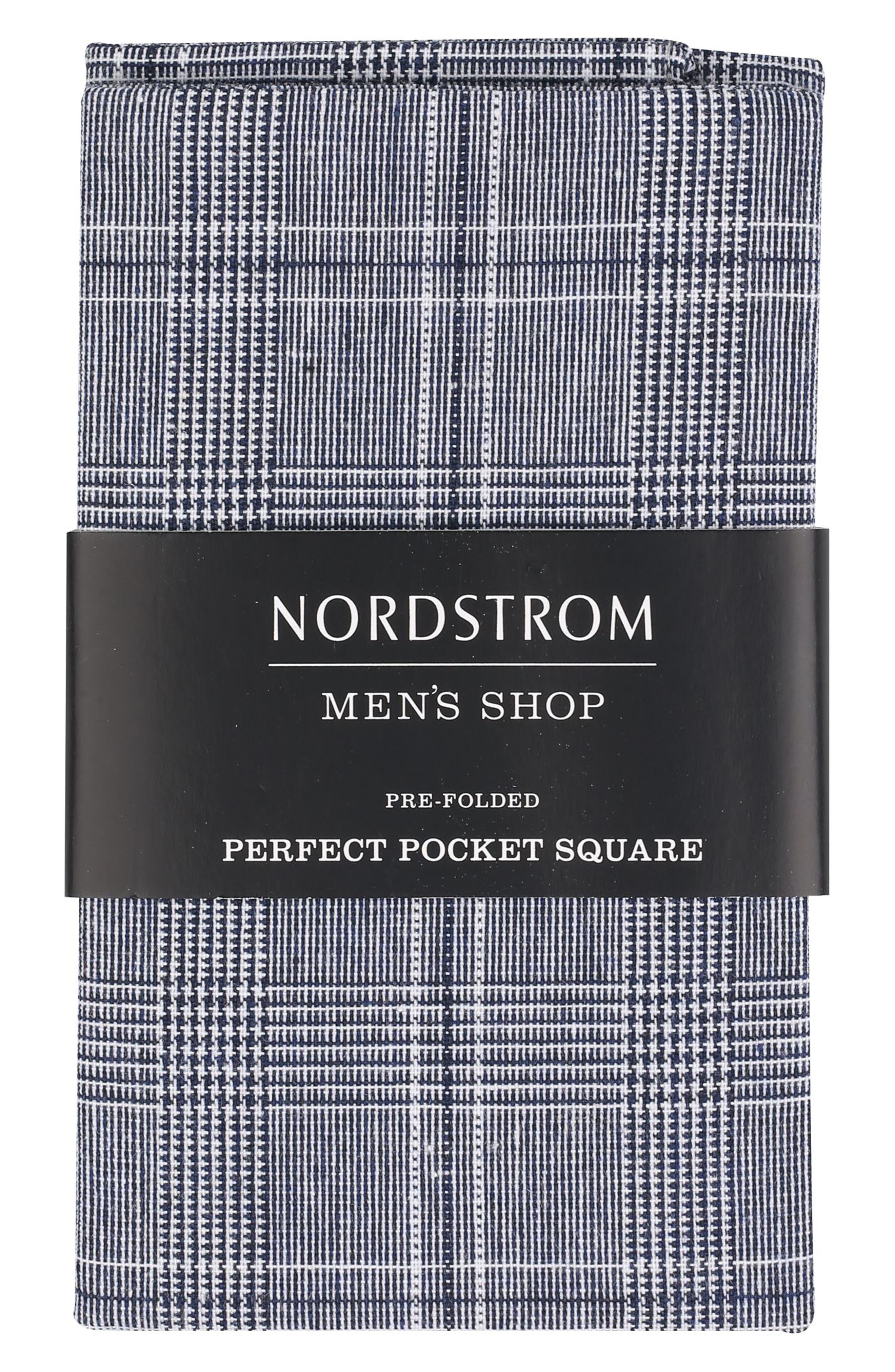 Alternate Image 1 Selected - Nordstrom Men's Shop The Perfect Pocket Square