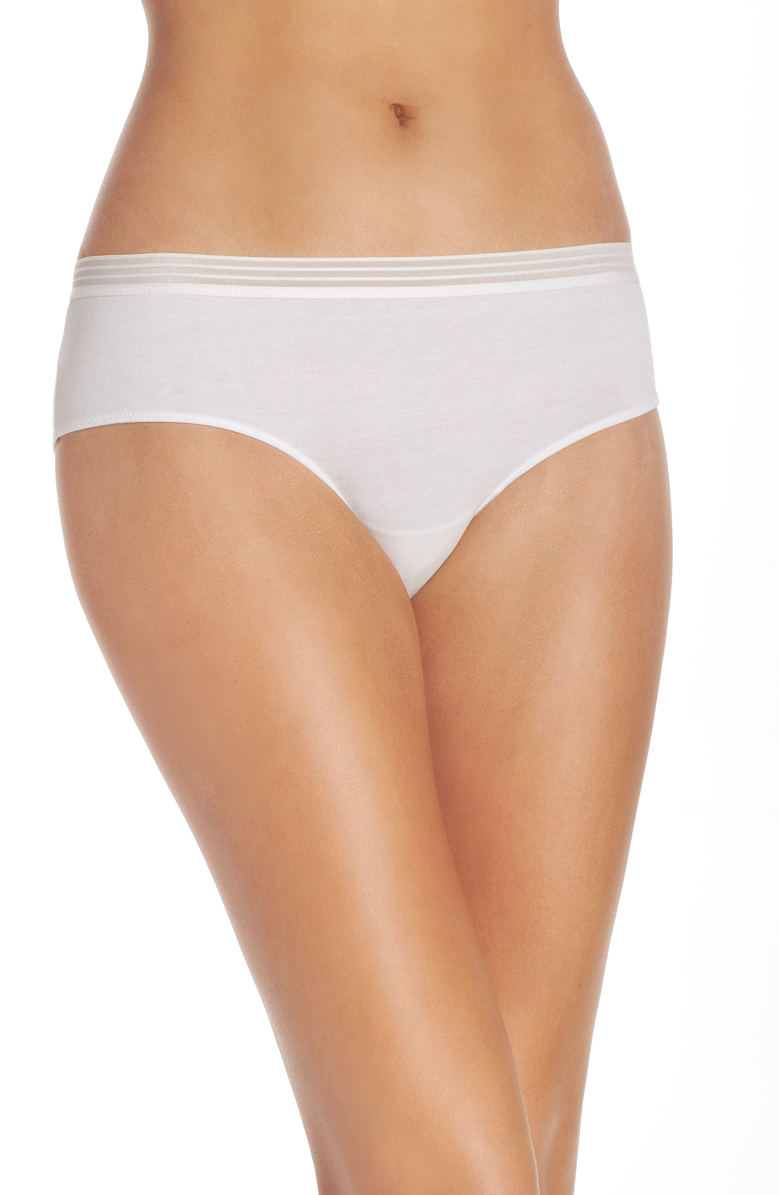 Sienna Hipster Briefs,                         Main,                         color, White