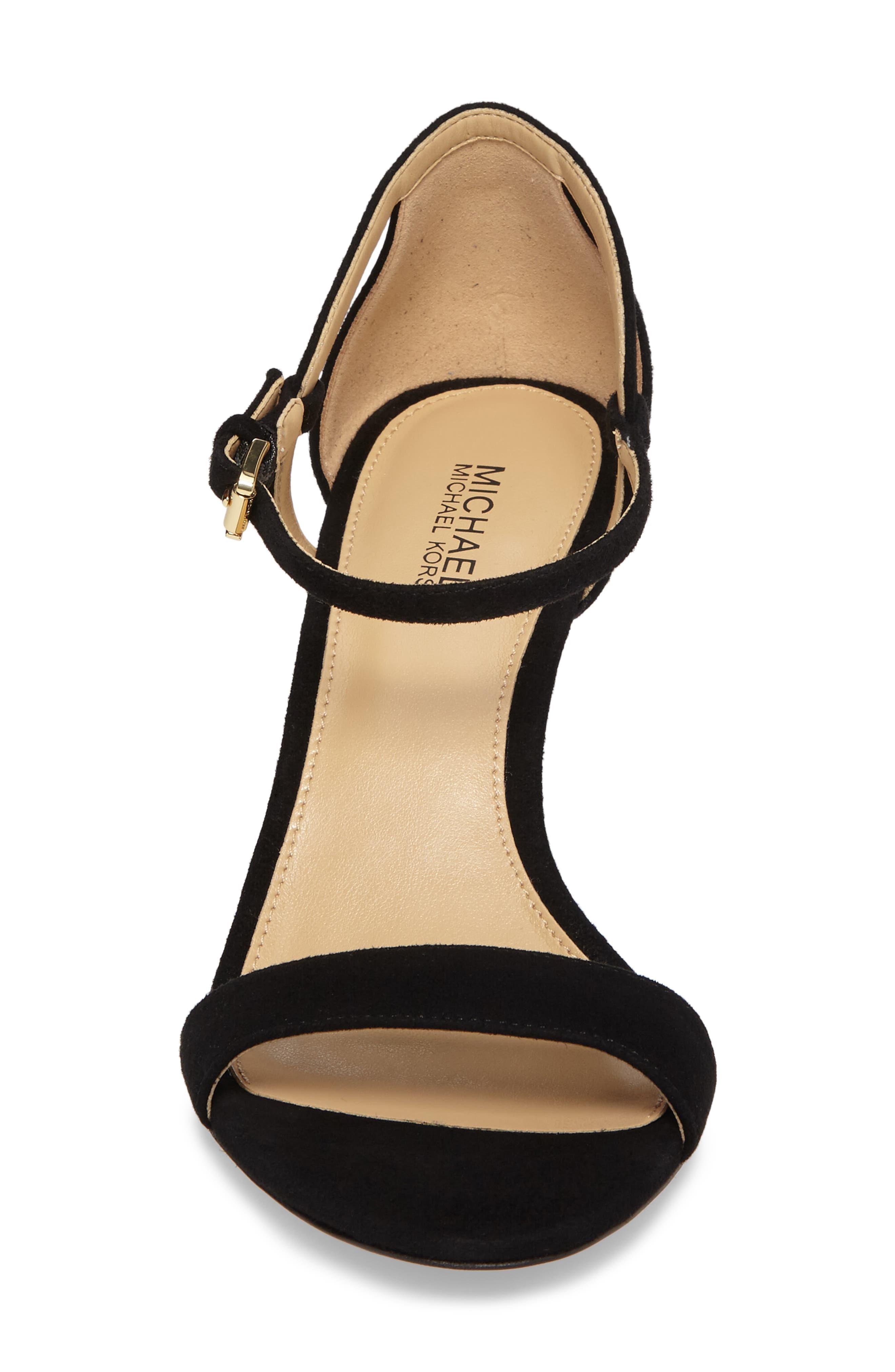 Alternate Image 4  - MICHAEL Michael Kors 'Simone' Sandal (Women)