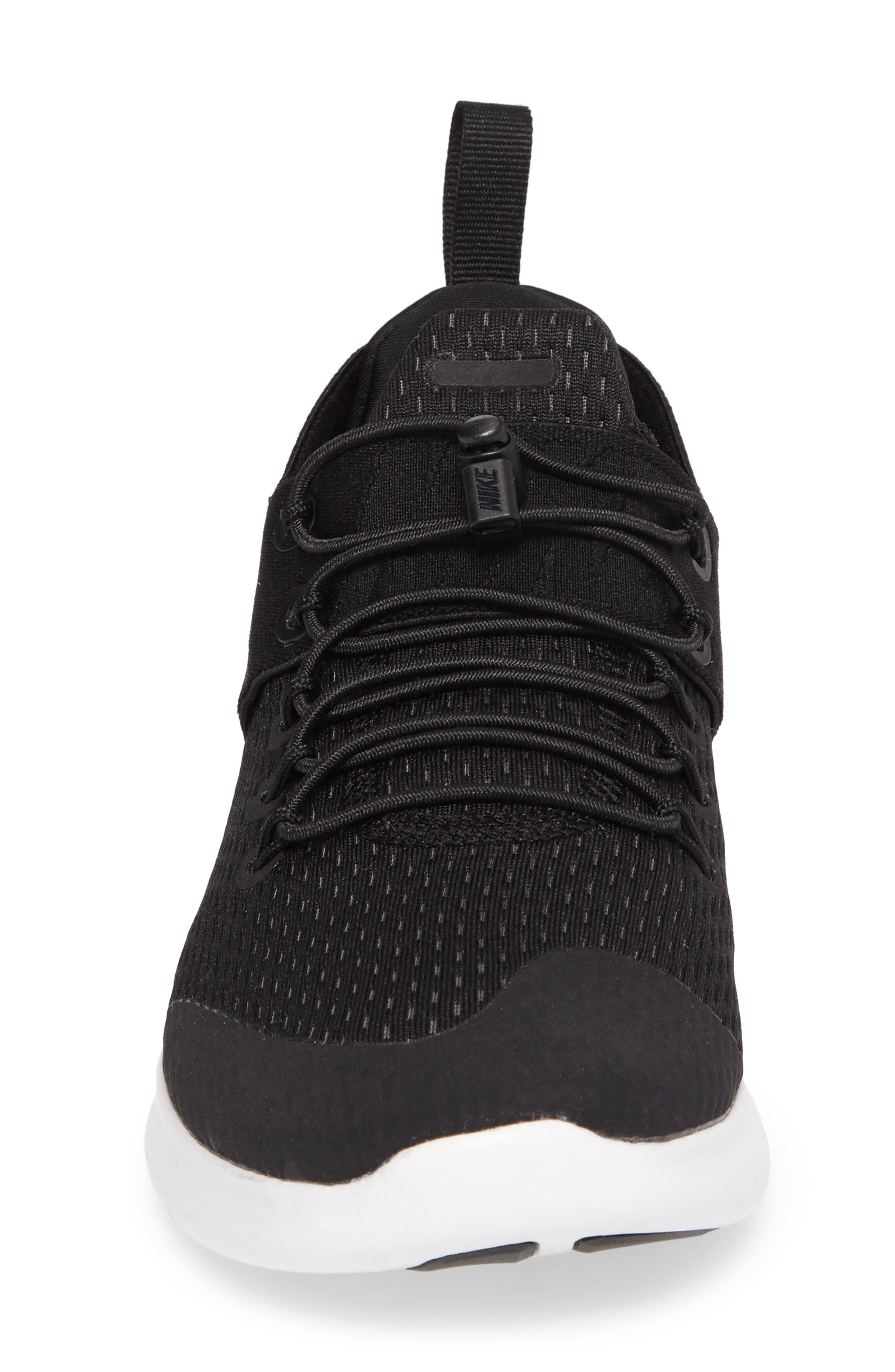Free RN CMTR Running Shoe,                             Alternate thumbnail 4, color,                             Black/ Anthracite/ Off White