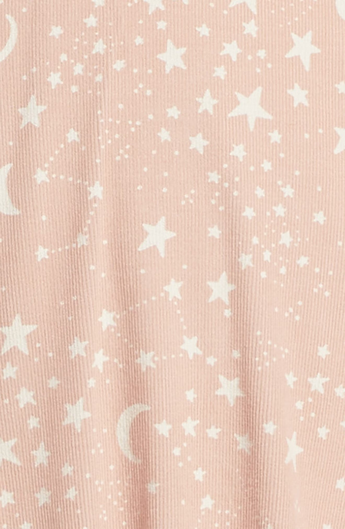 Alternate Image 3  - Stella McCartney Kids Skippy Star Print Dress (Big Girls)