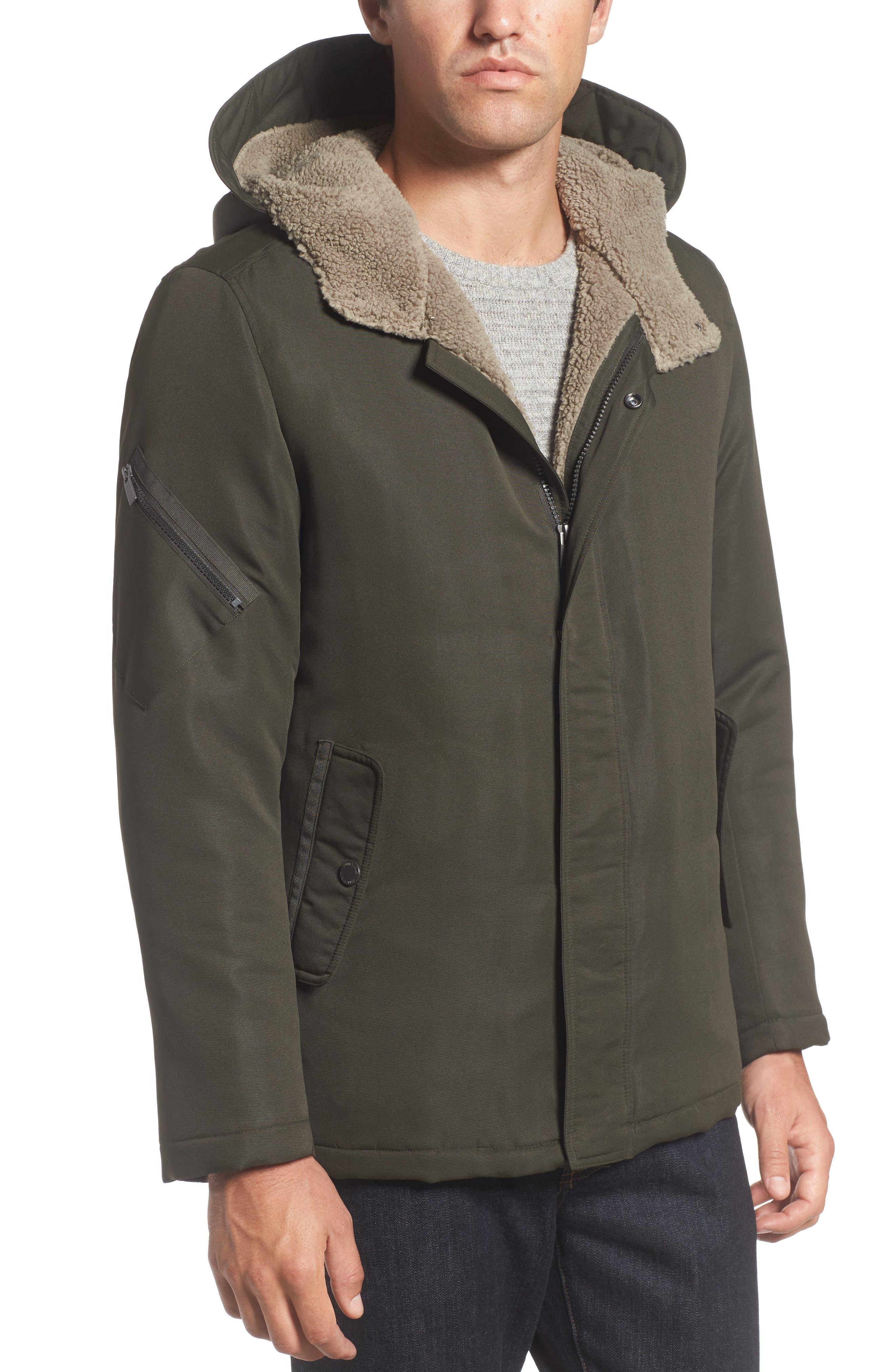 Alternate Image 4  - Reaction Kenneth Cole Hooded Jacket