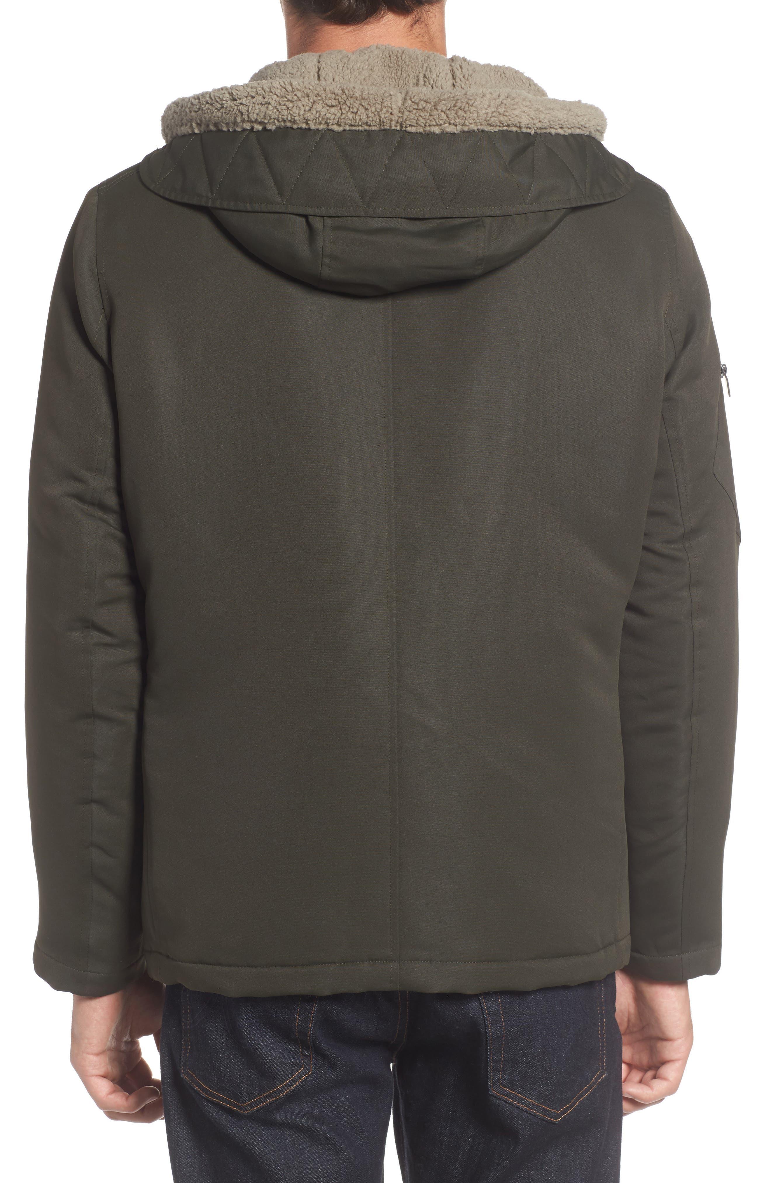 Alternate Image 2  - Reaction Kenneth Cole Hooded Jacket