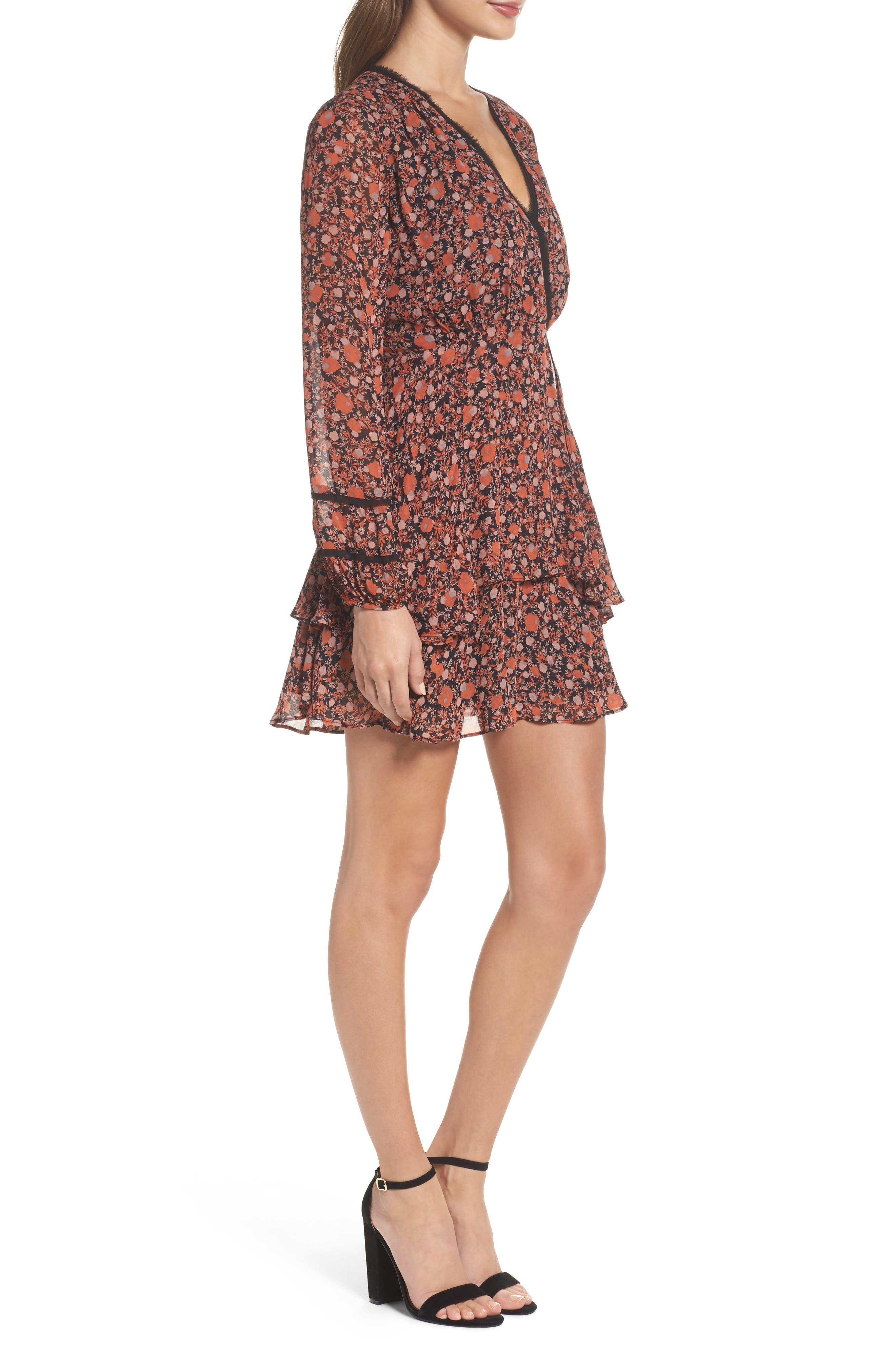 Alternate Image 4  - Greylin Haylie Fit & Flare Dress