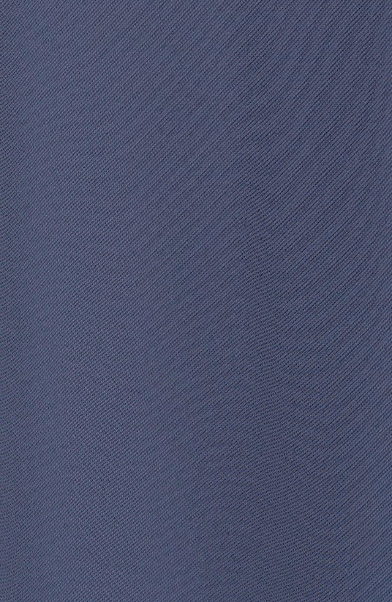 Alternate Image 5  - NIC+ZOE Majestic Matte Satin Blouse (Plus Size)