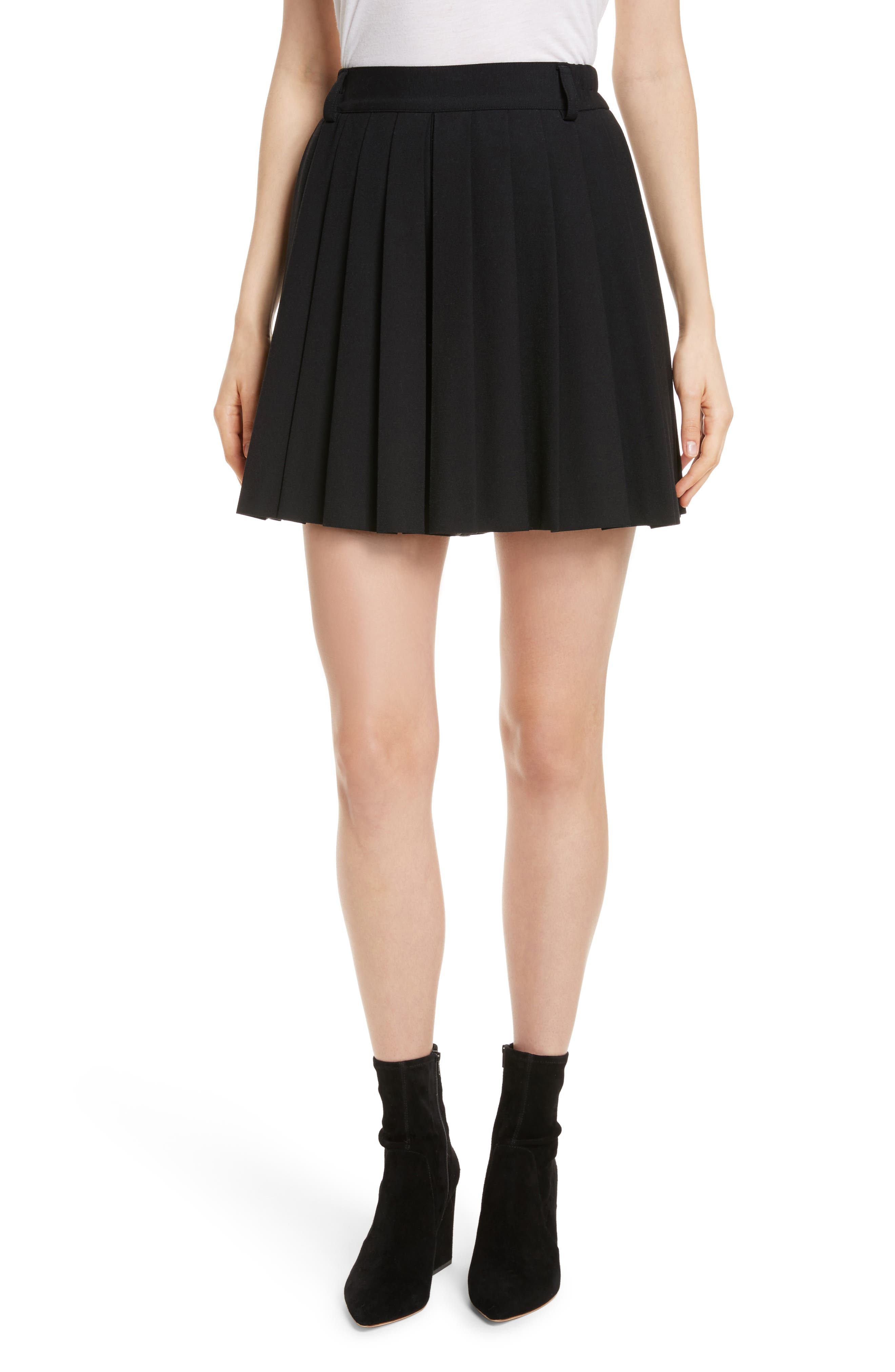 Alternate Image 1 Selected - RED Valentino Cady Tech Shorts
