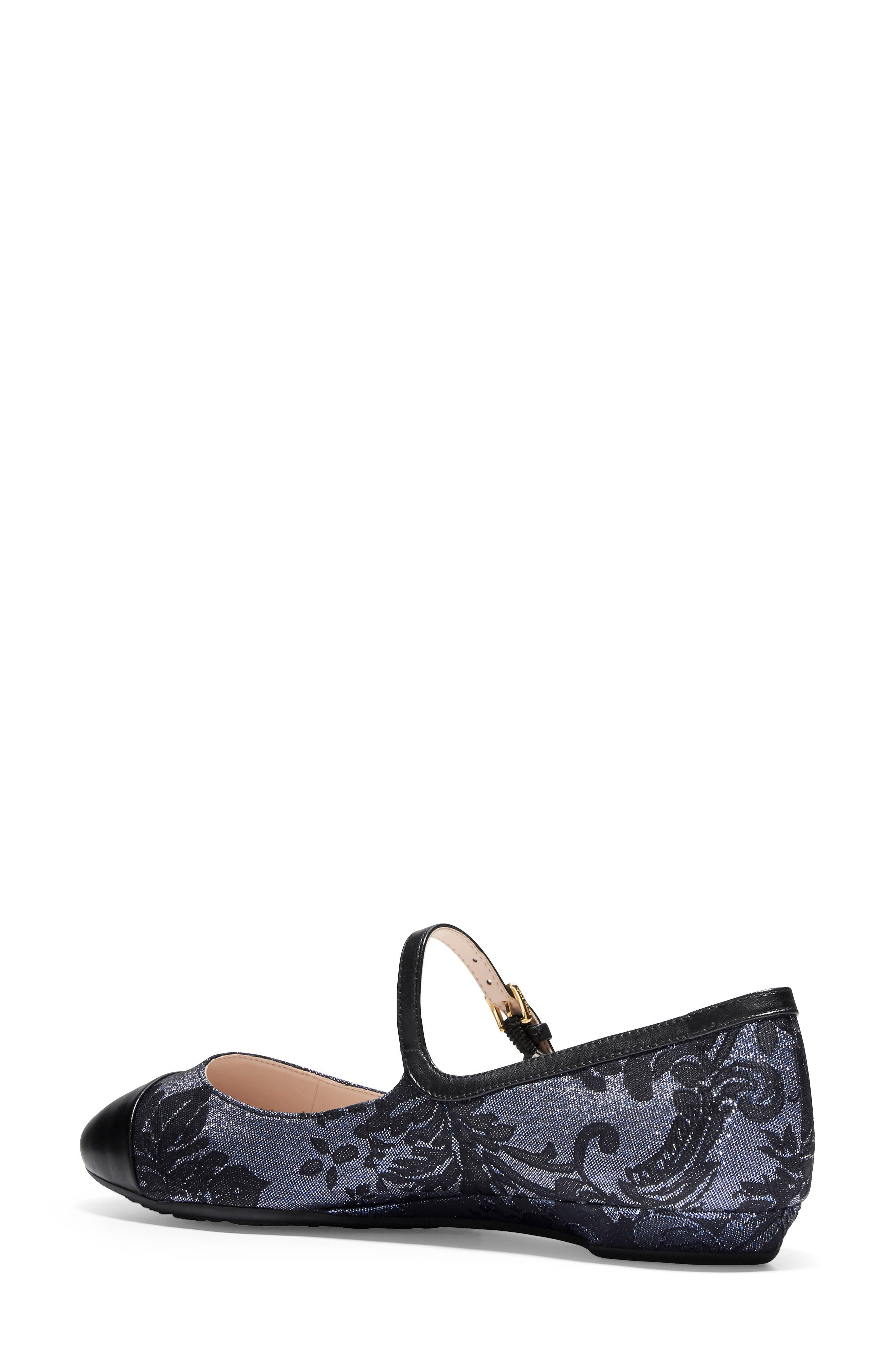 Alternate Image 2  - Cole Haan Phoenix Ballet Flat (Women)