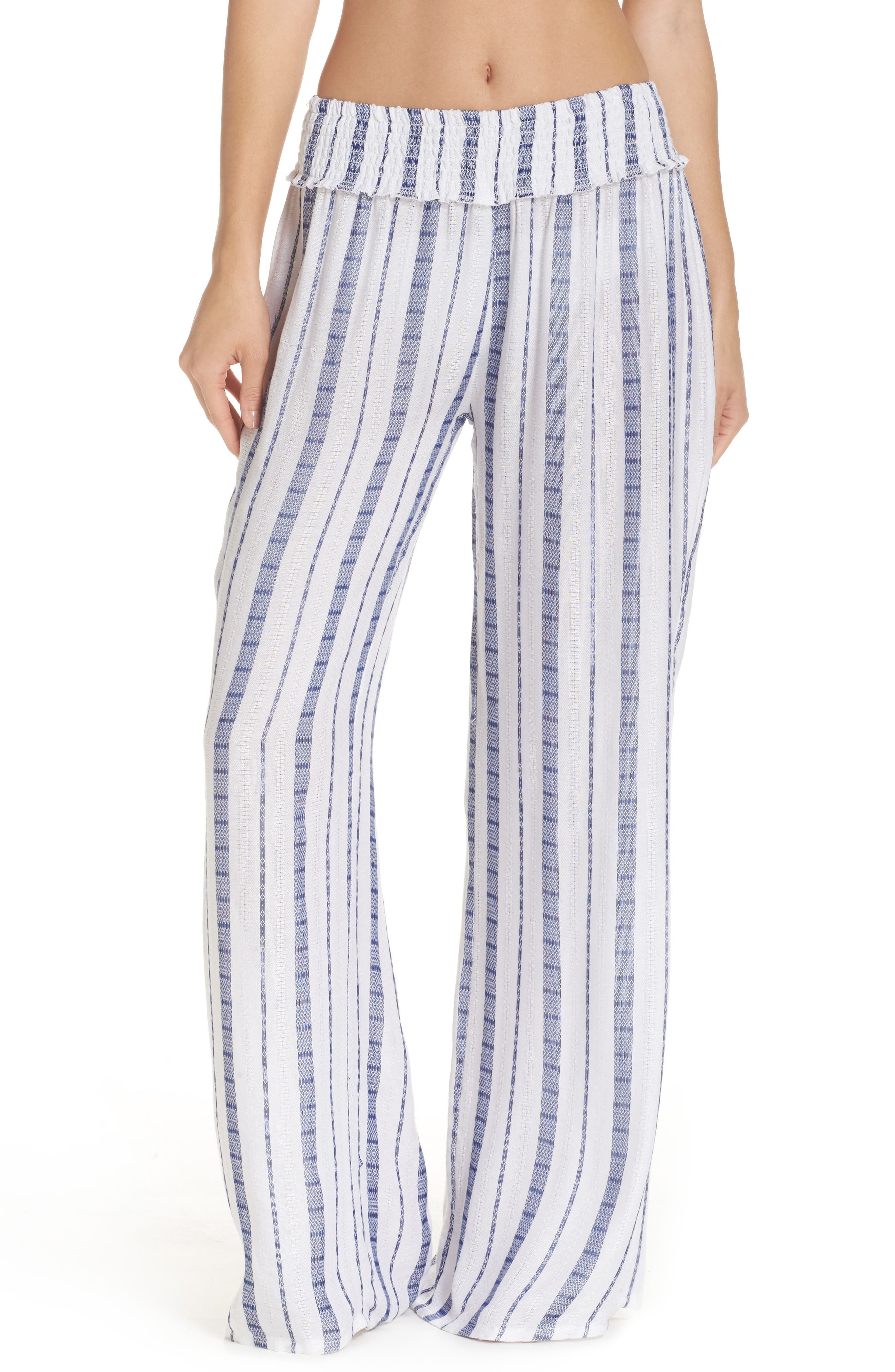 Surf Gypsy Wide Leg Cover-Up Pants