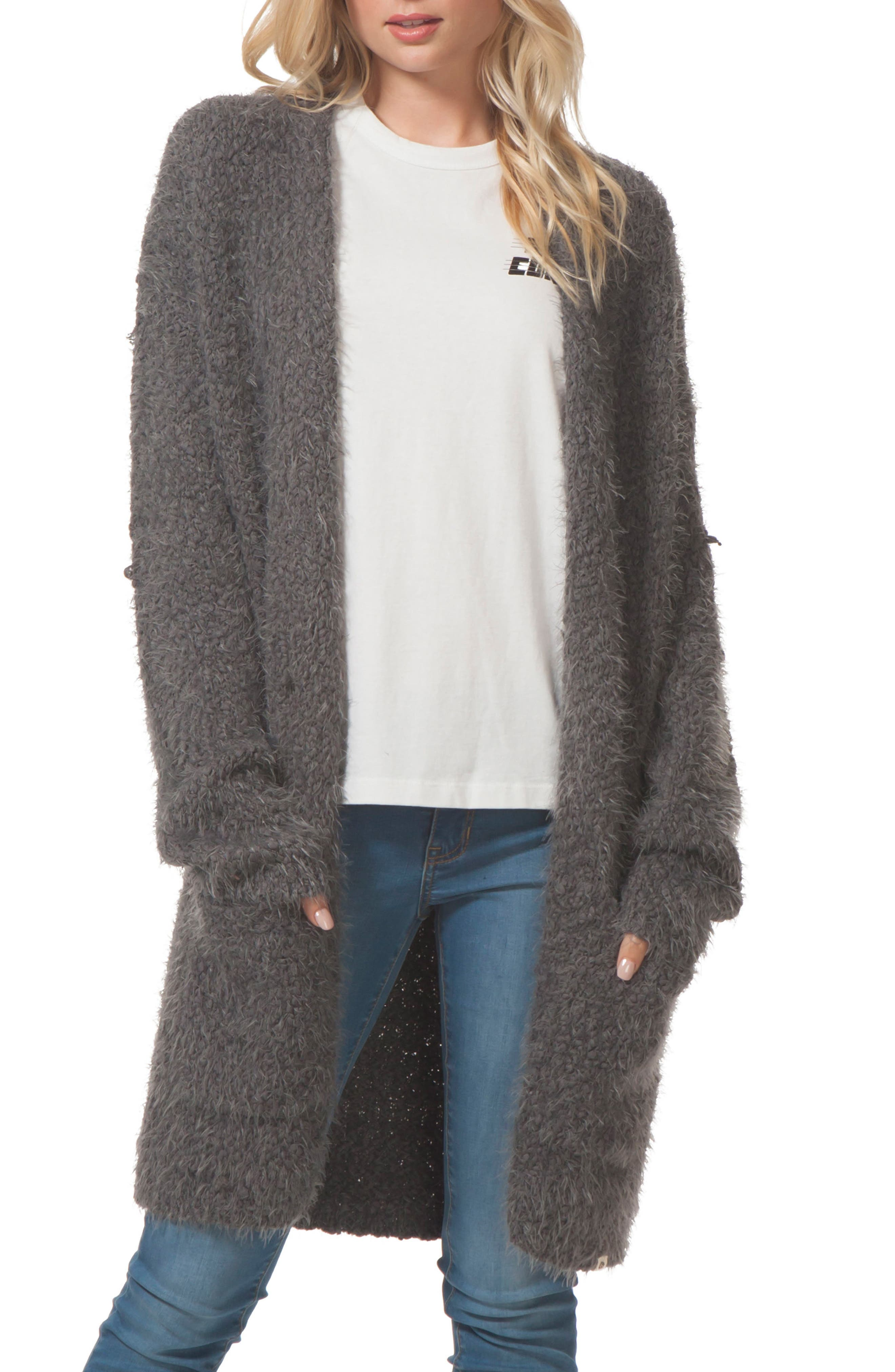 Rip Curl Snow Drift Long Cardigan