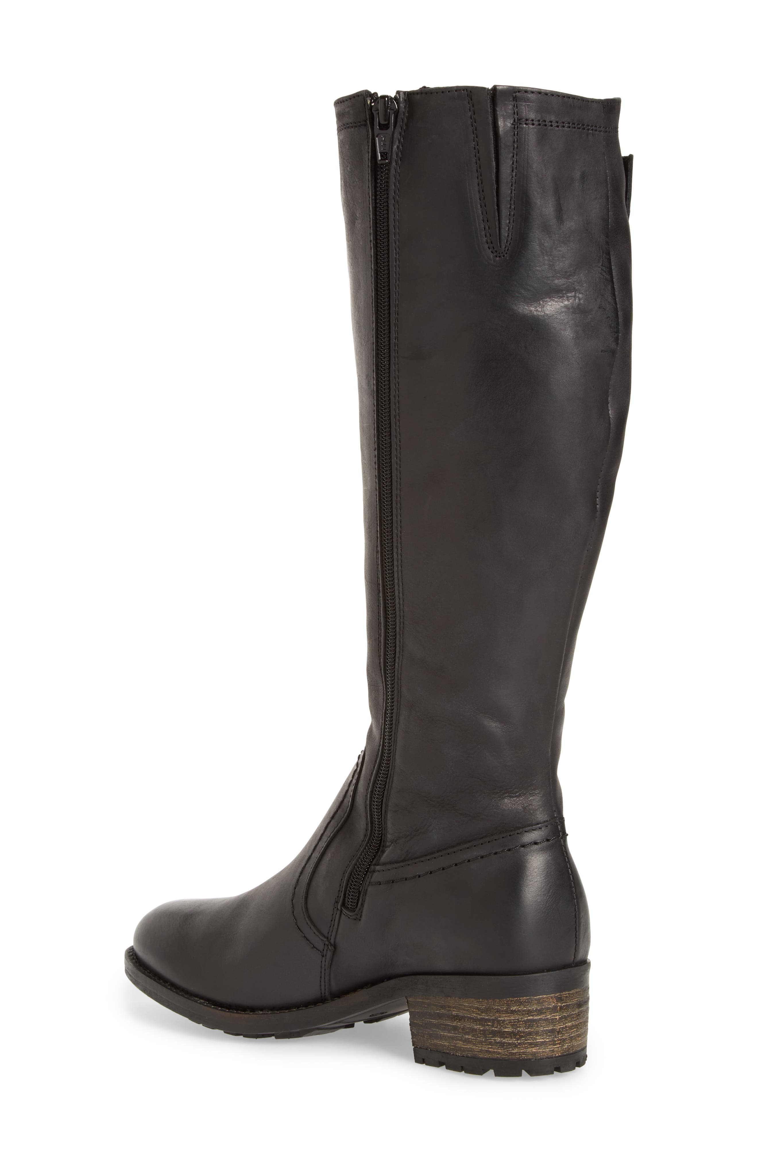 Alternate Image 2  - Bos. & Co. Lawson Tall Waterproof Boot (Women)