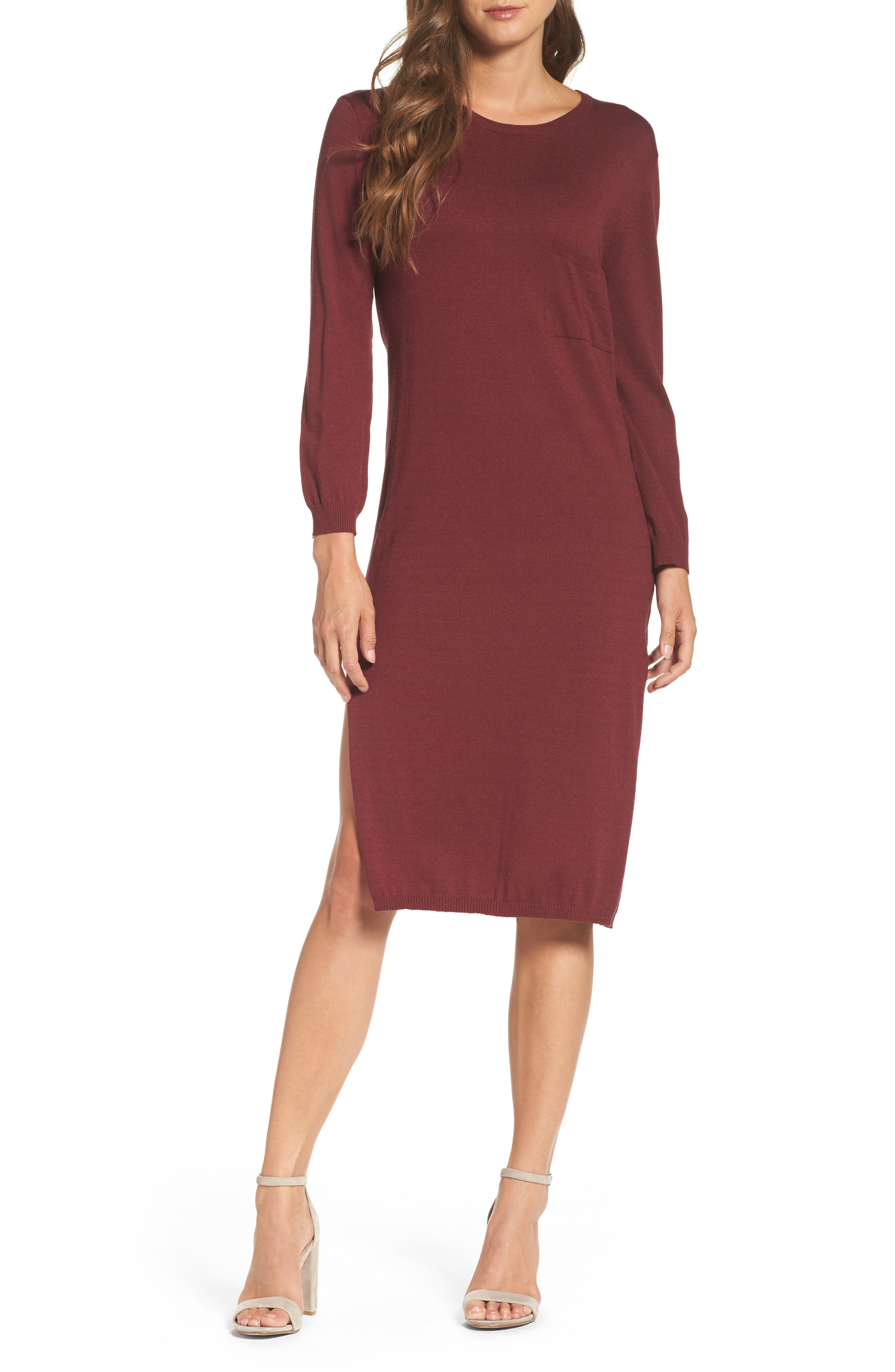 Main Image - Knot Sisters Darrien Shift Dress
