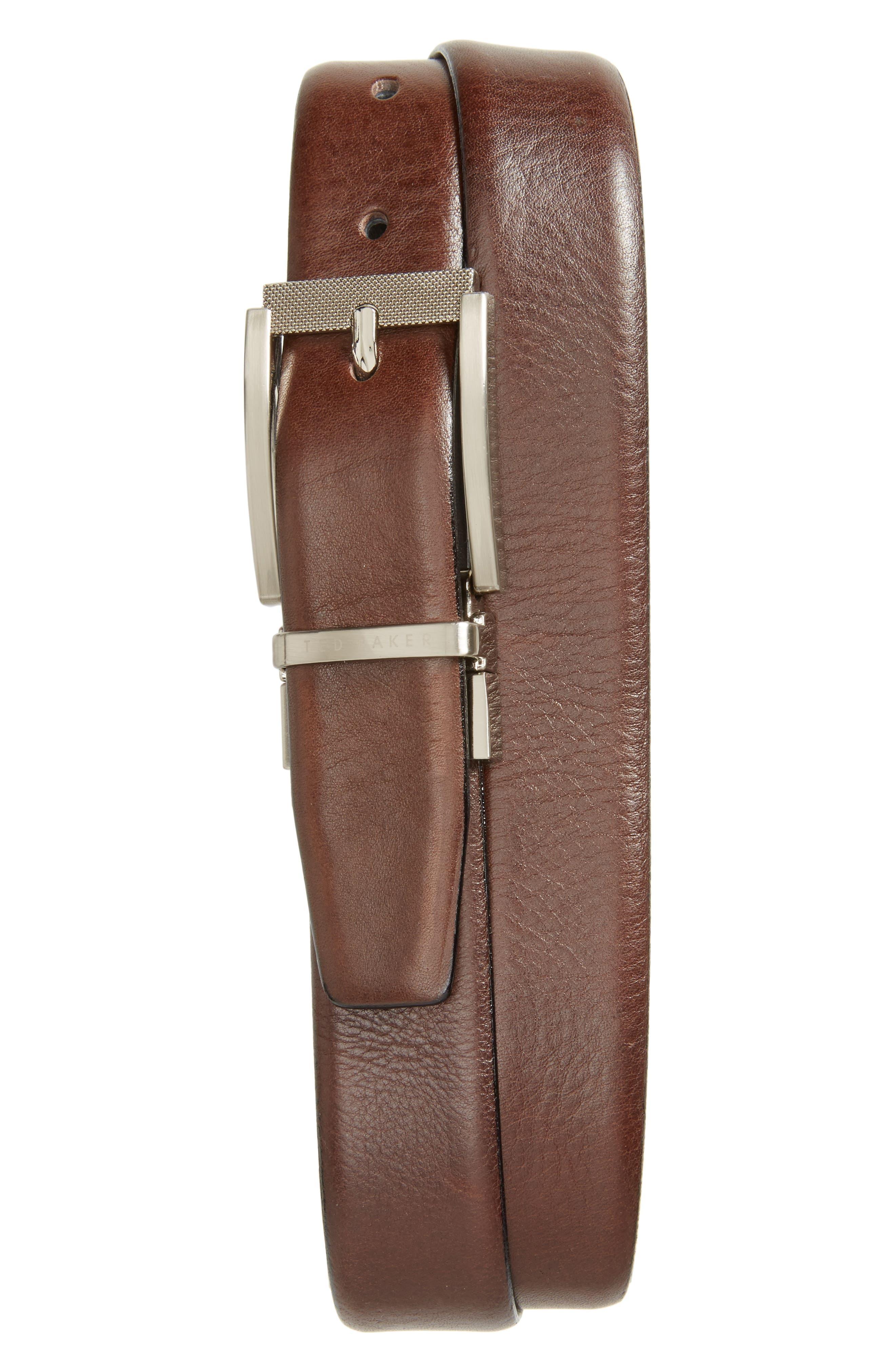 Ted Baker London Reva Reversible Leather Belt