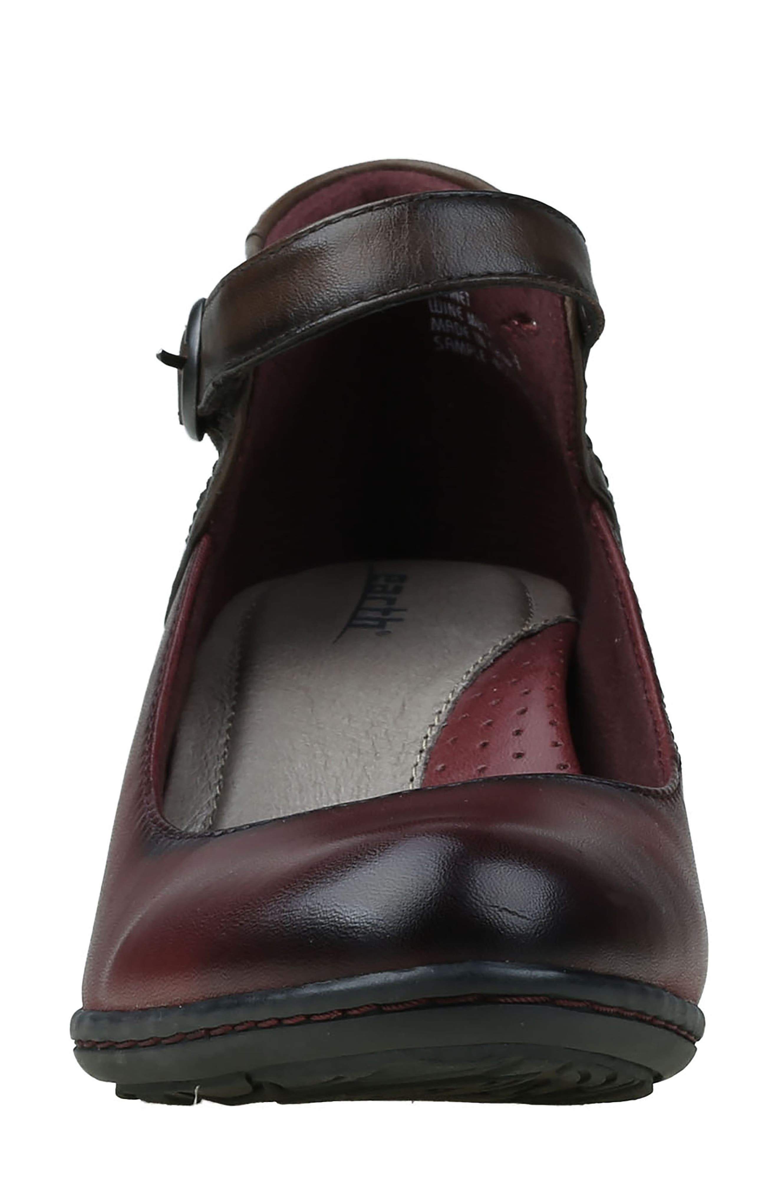 Alternate Image 4  - Earth® Garnet Ankle Strap Pump (Women)