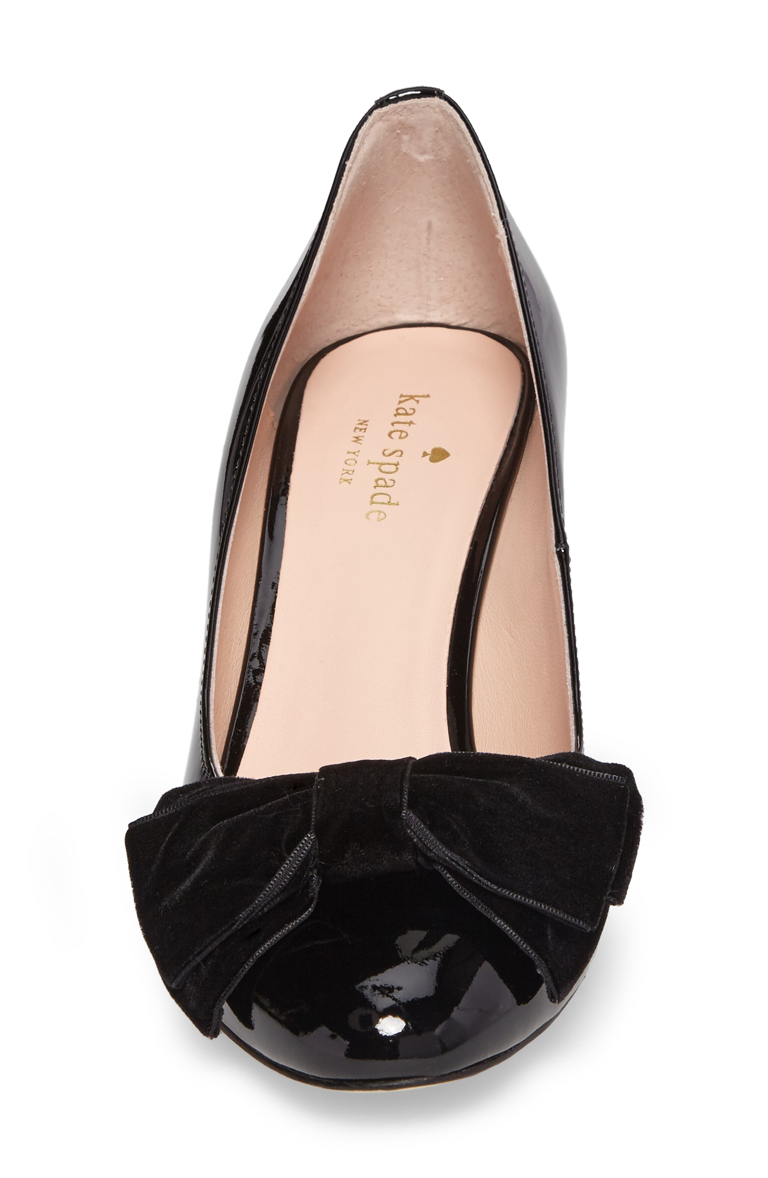 Alternate Image 4  - kate spade new york weller pump (Women)