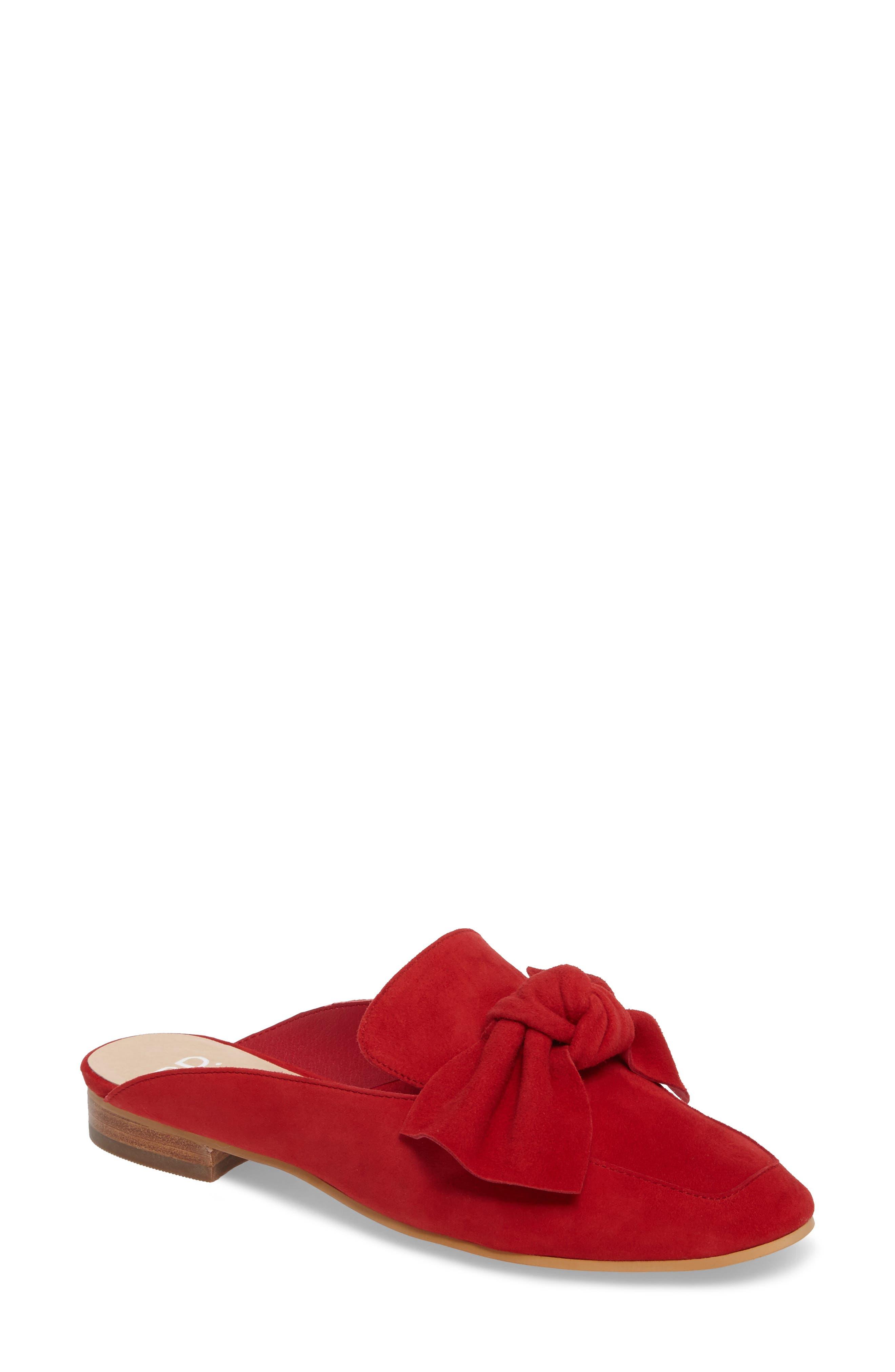 Womens Flats Paprika Womens Sanger H Sandals Flats Clearance Sale
