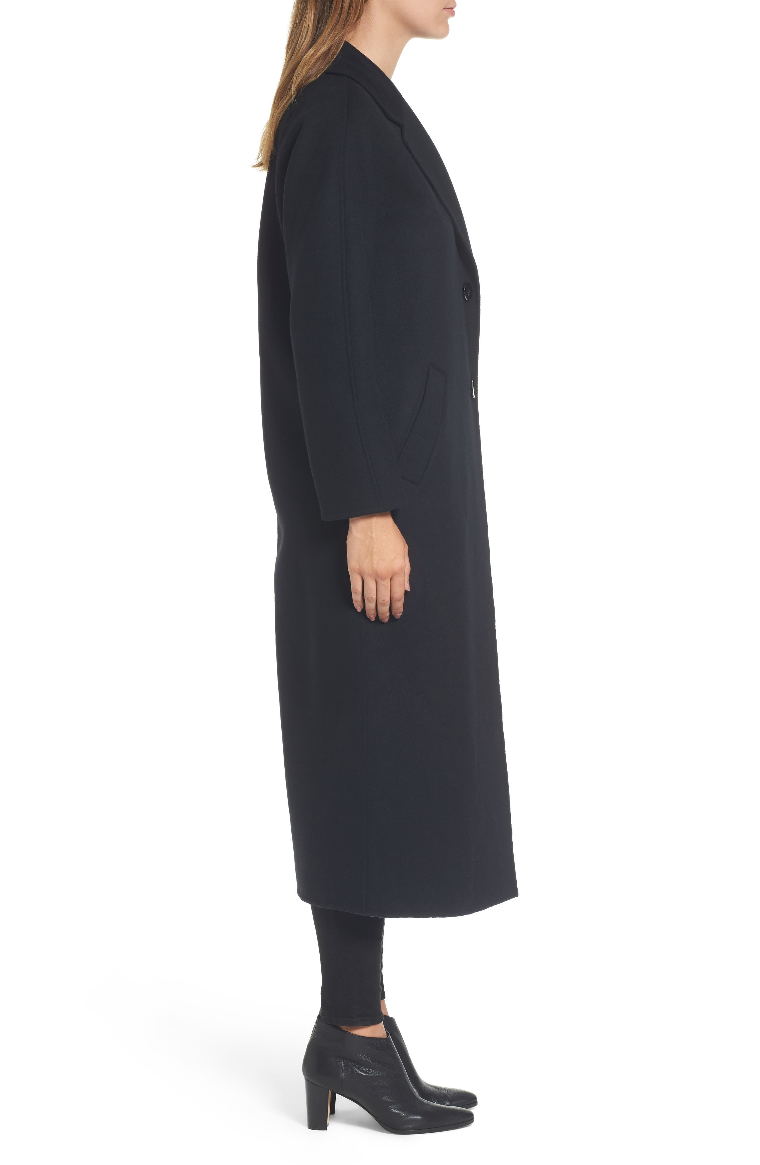 Alternate Image 3  - Mackage Adriana Wool Reefer Coat