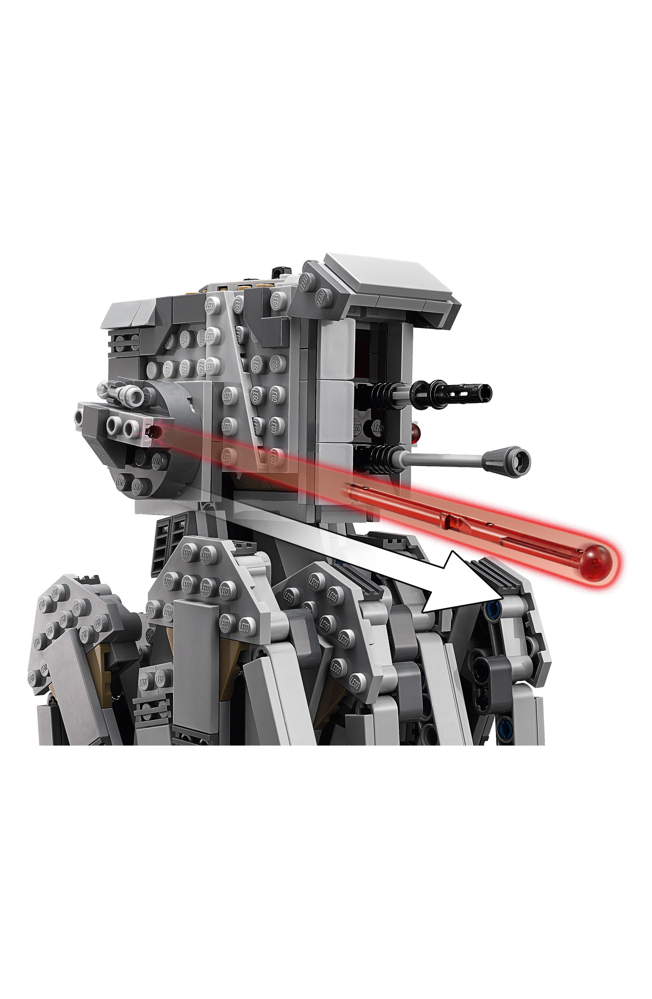 Star Wars<sup>™</sup> First Order Heavy Scout Walker - 75177,                             Alternate thumbnail 3, color,                             Multi