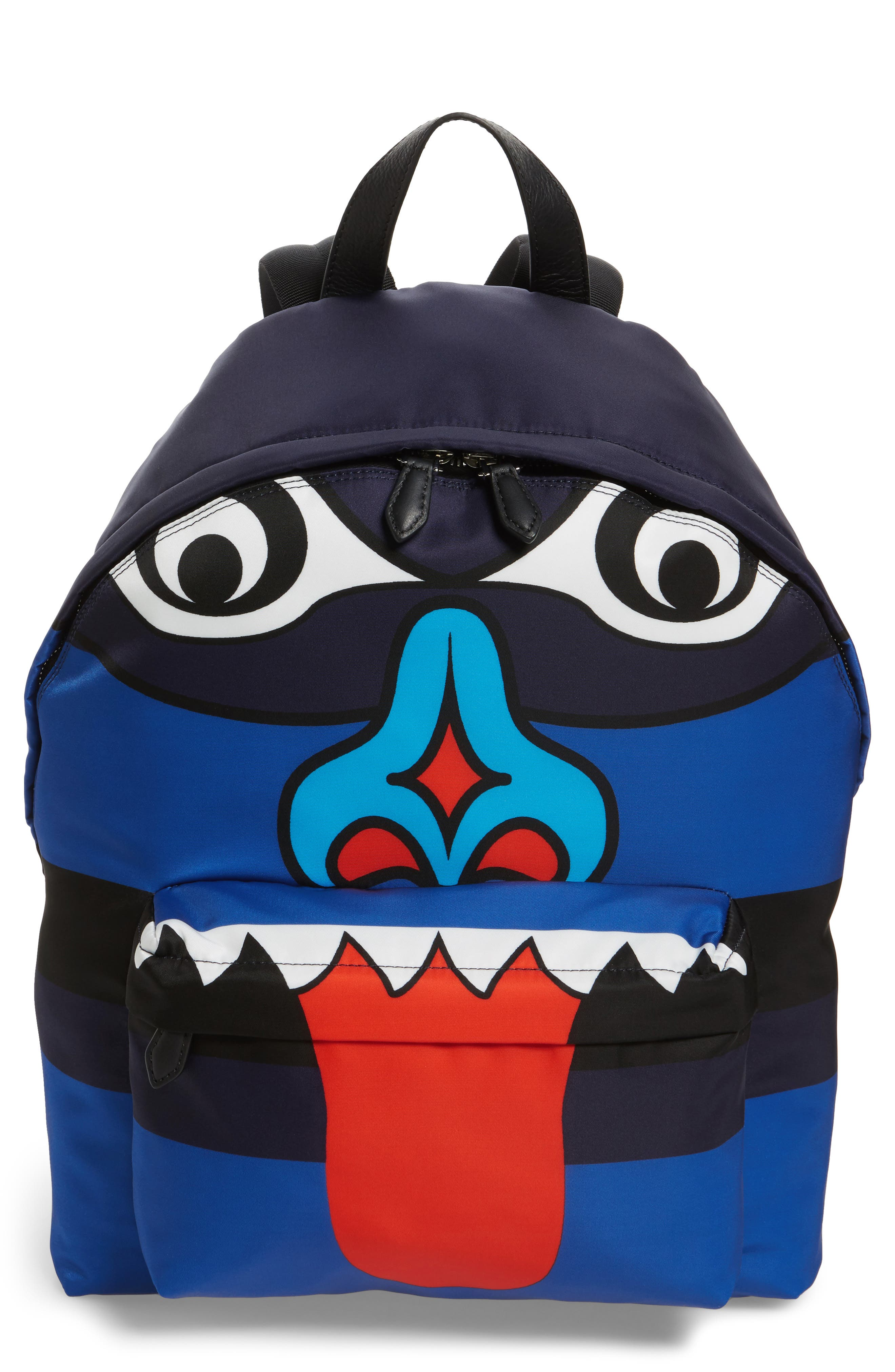 Givenchy Totem Print Backpack