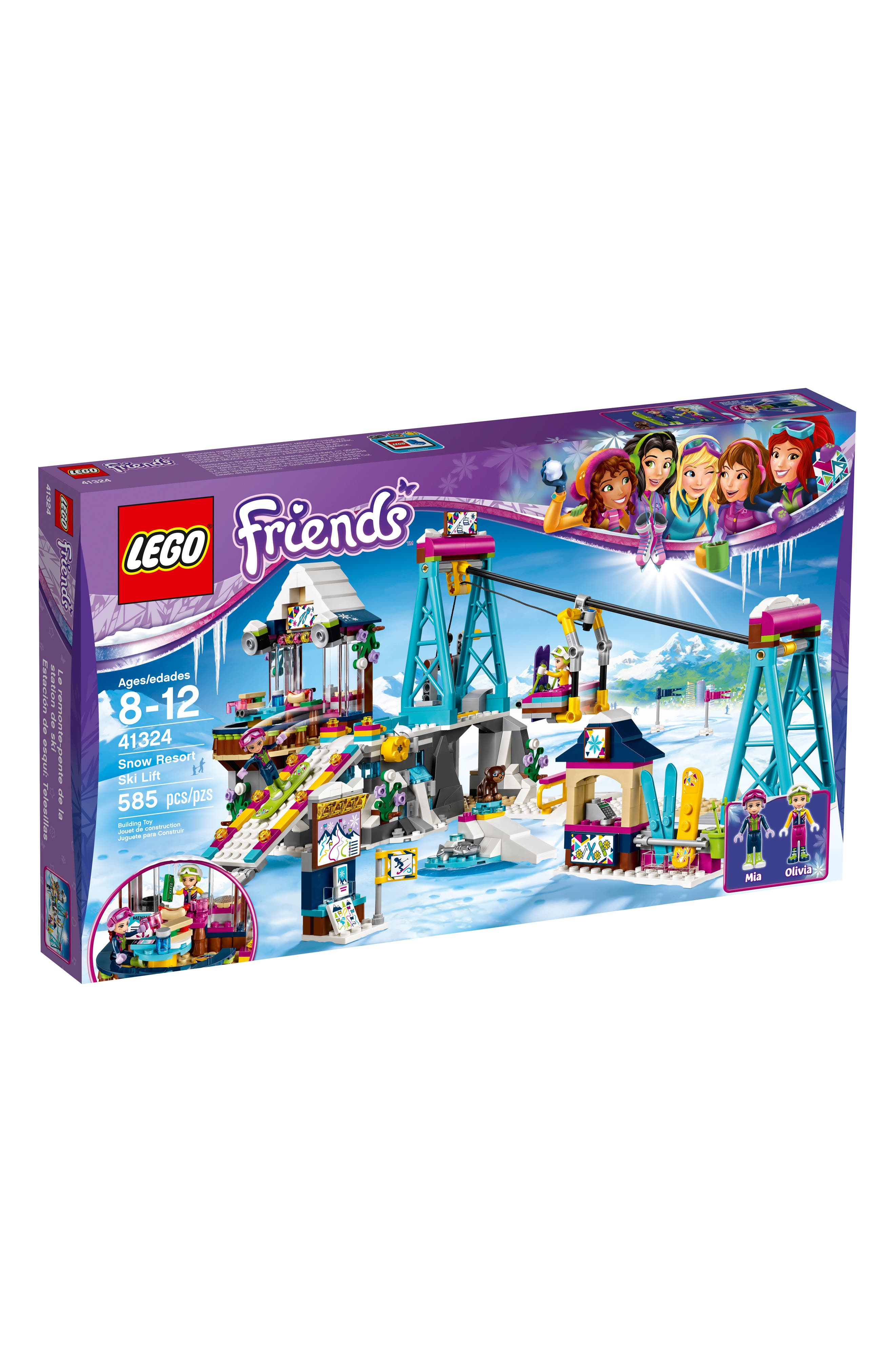 LEGO® Friends Snow Resort Ski Lift - 41324