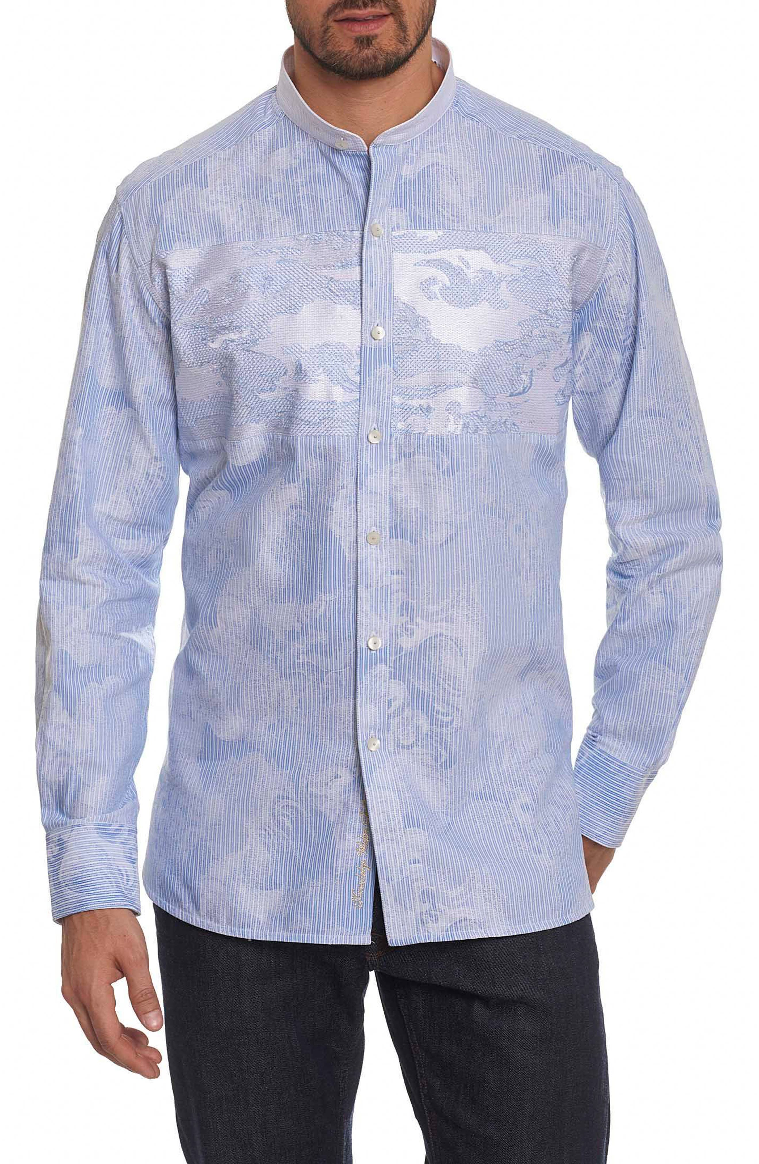 Robert Graham Be Heard Limited Edition Classic Fit Sport Shirt