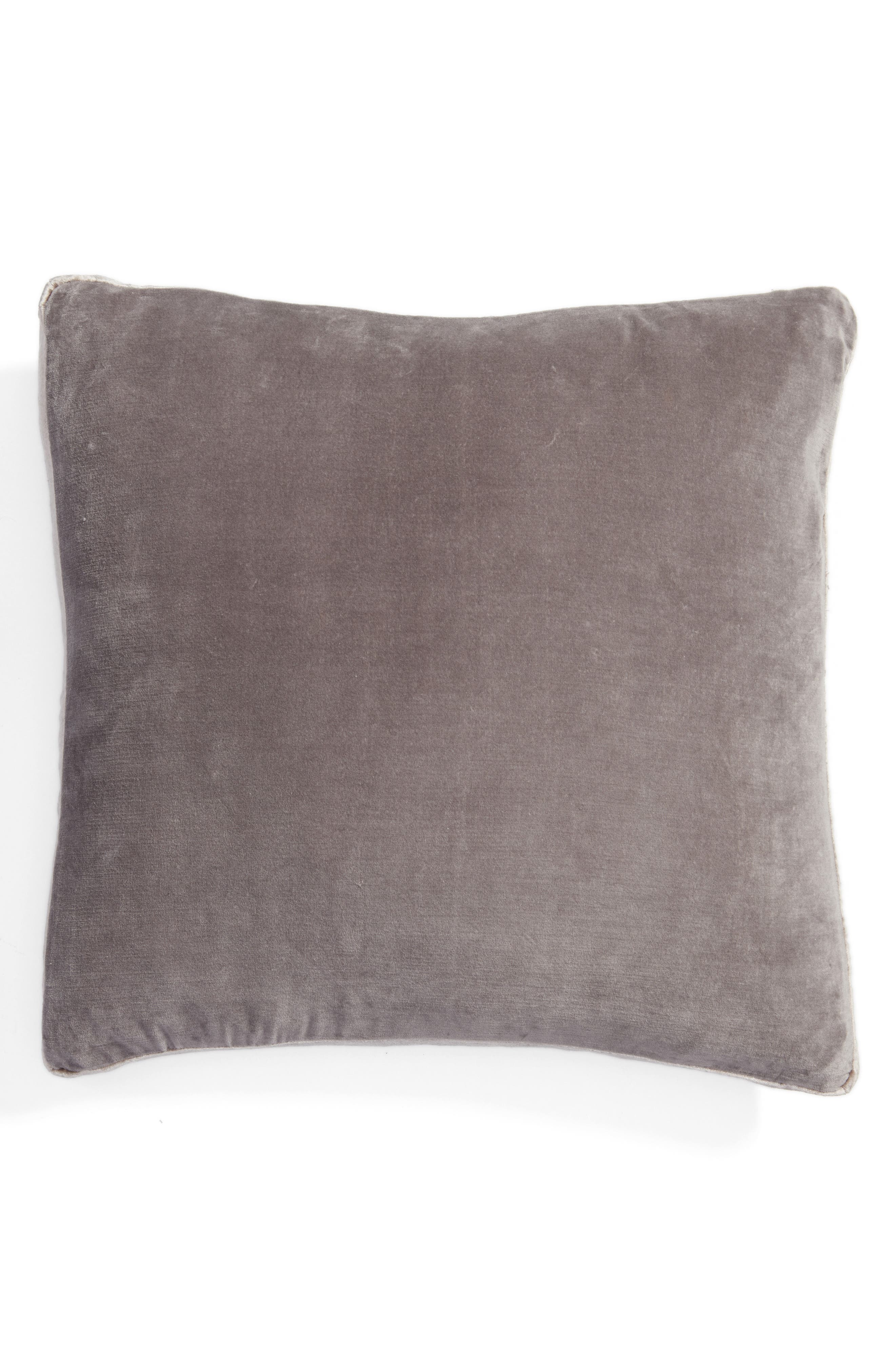 Nordstrom at Home Velvet Accent Pillow