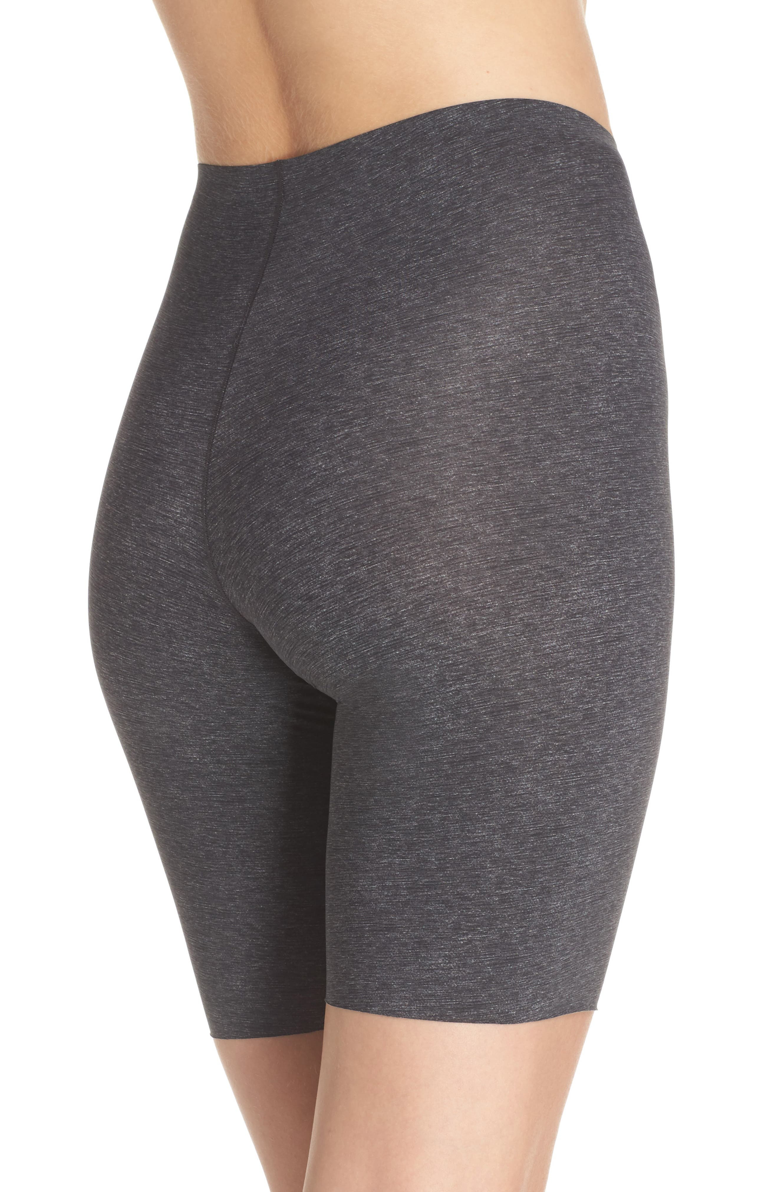 Alternate Image 2  - SPANX® Thinstincts Mid Thigh Shorts