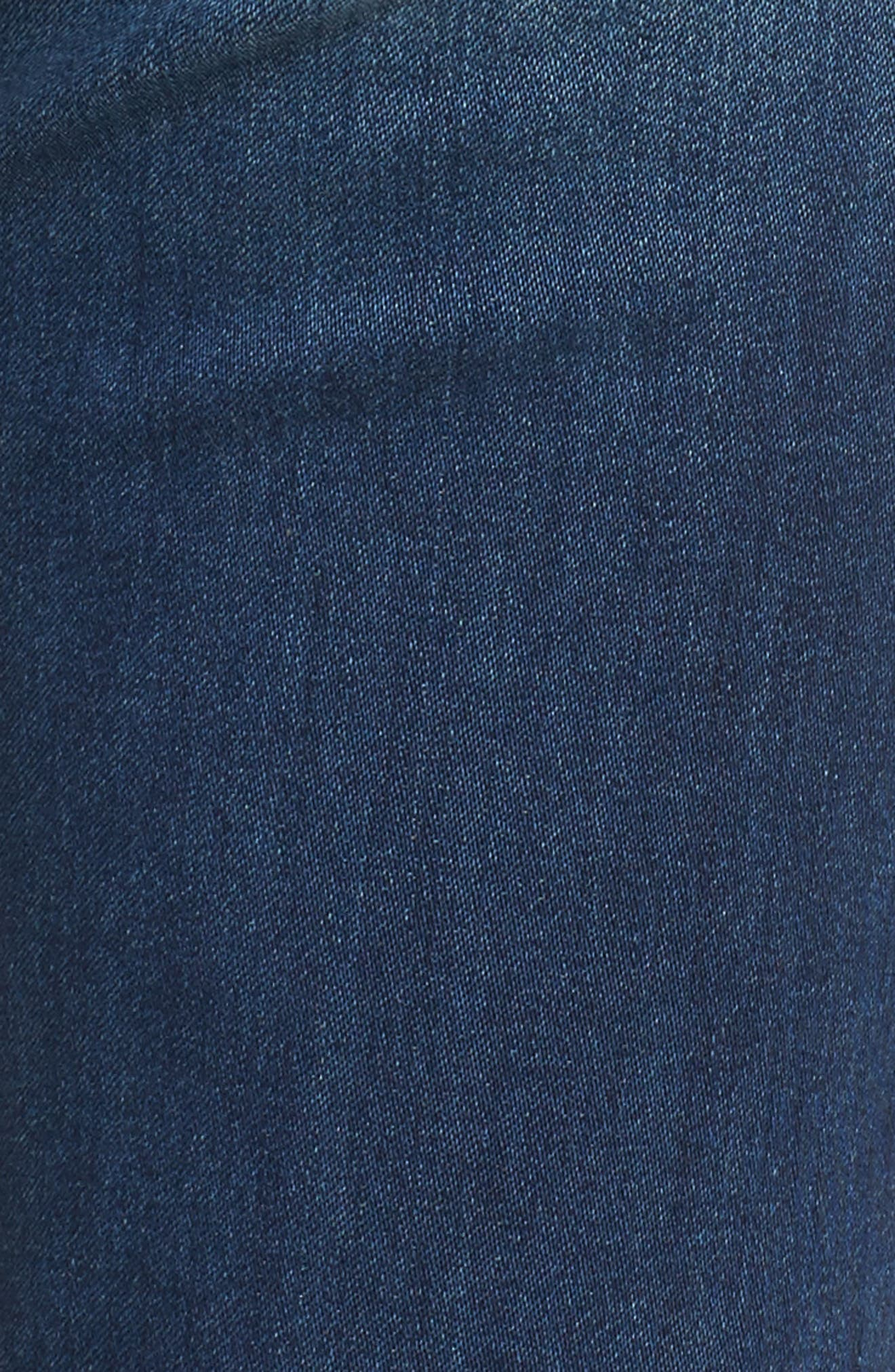 Alternate Image 5  - NYDJ Marilyn Stretch Straight Leg Jeans (Anson)