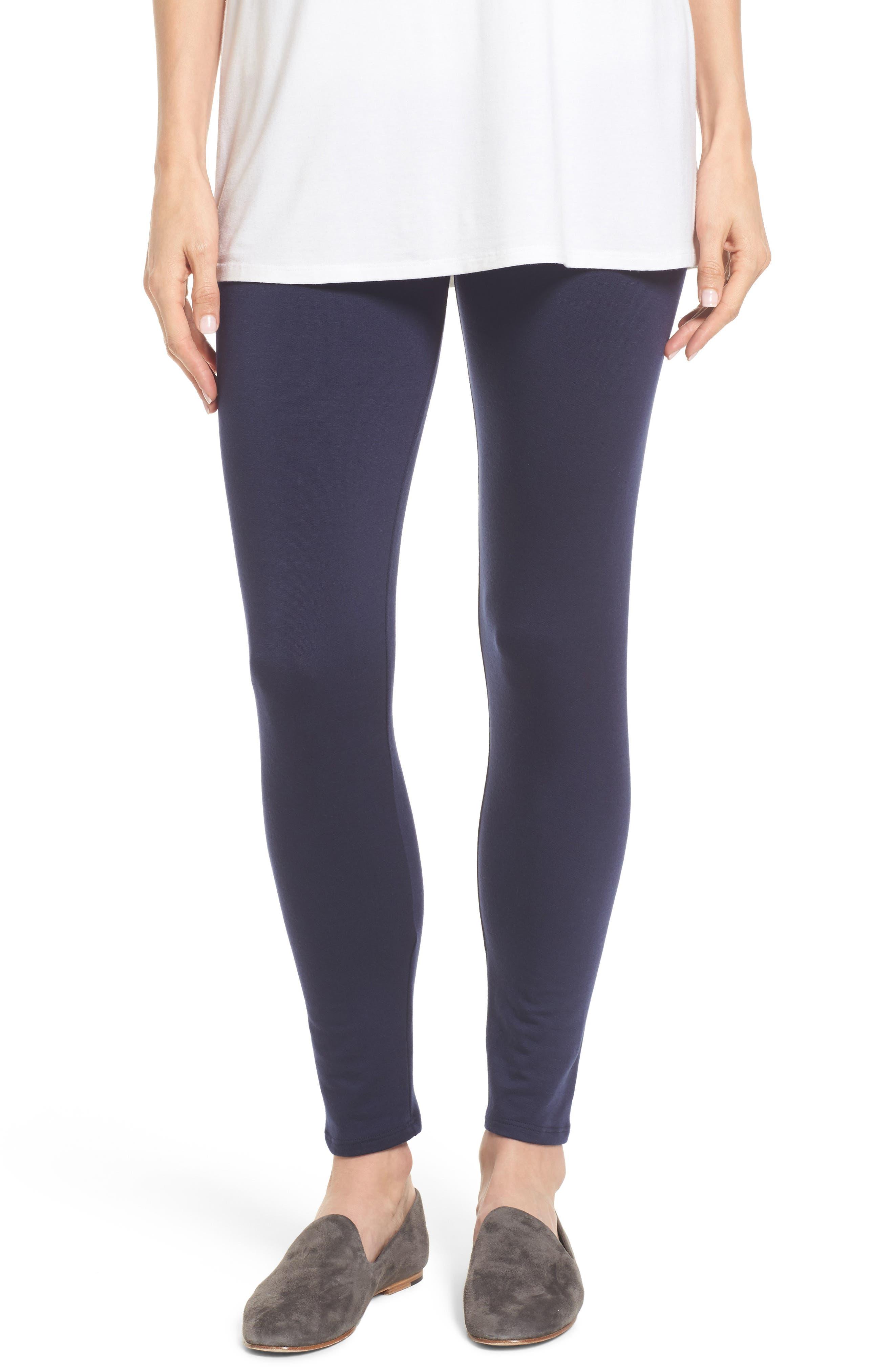 Eileen Fisher Ankle Leggings (Regular & Petite)