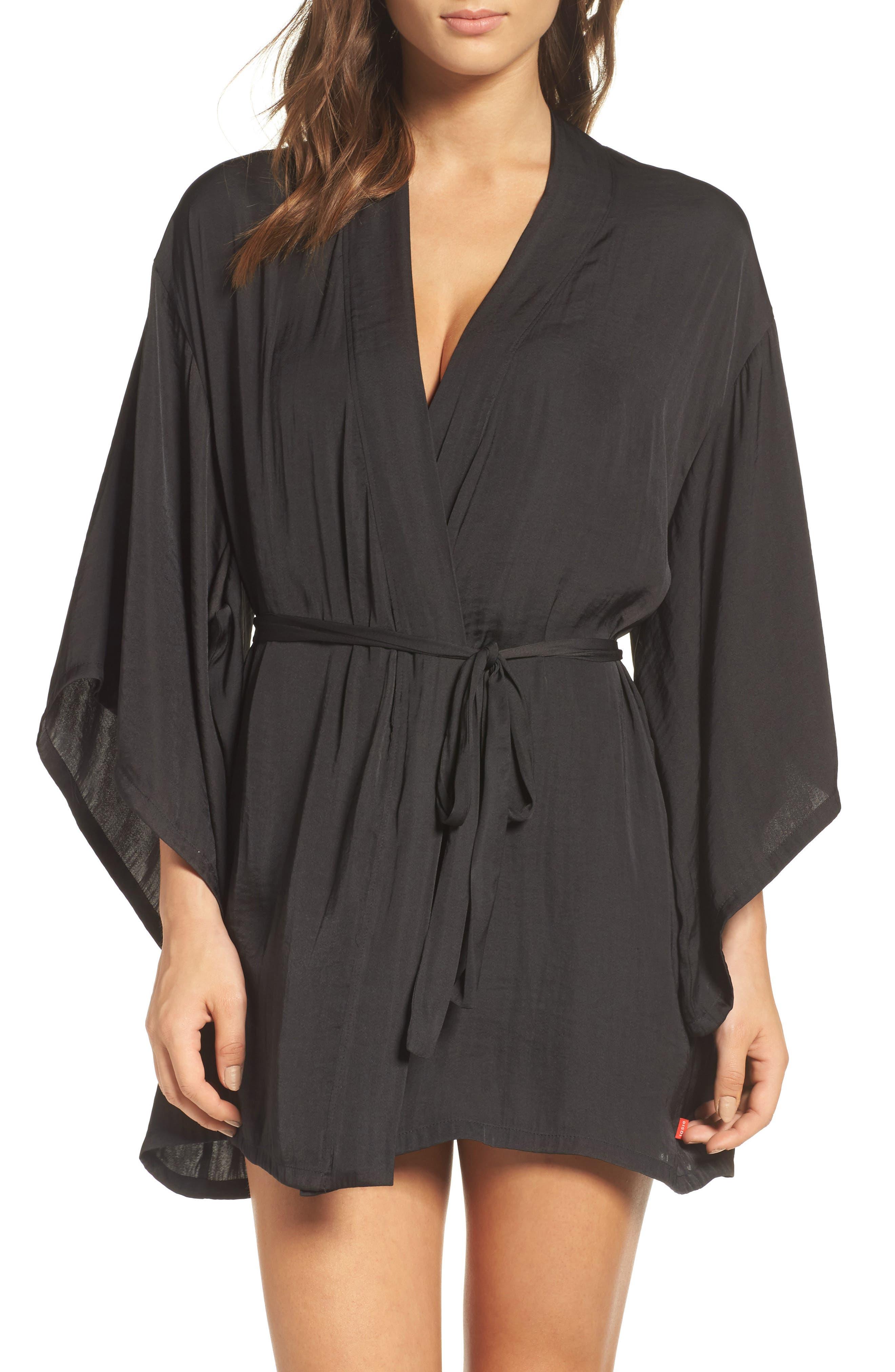 Colette Wrap,                         Main,                         color, Black
