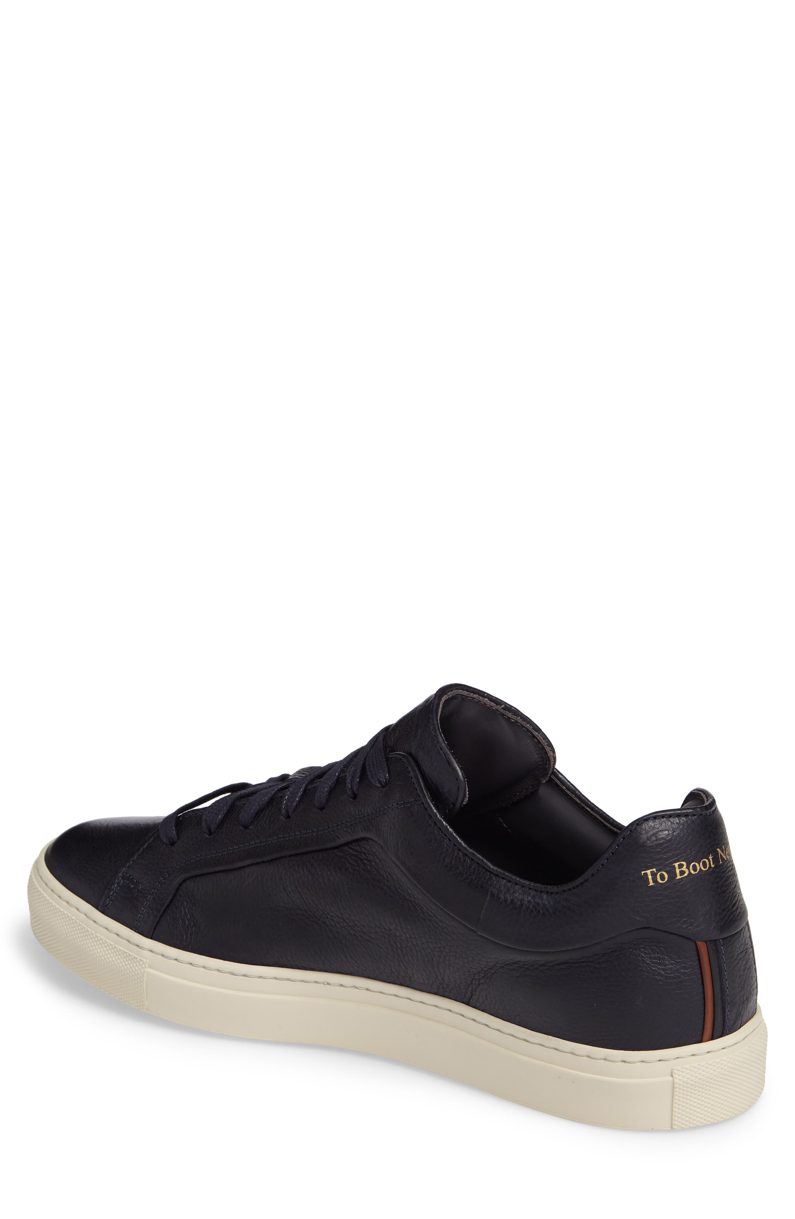 Thomas Sneaker,                             Alternate thumbnail 2, color,                             Blue Marine