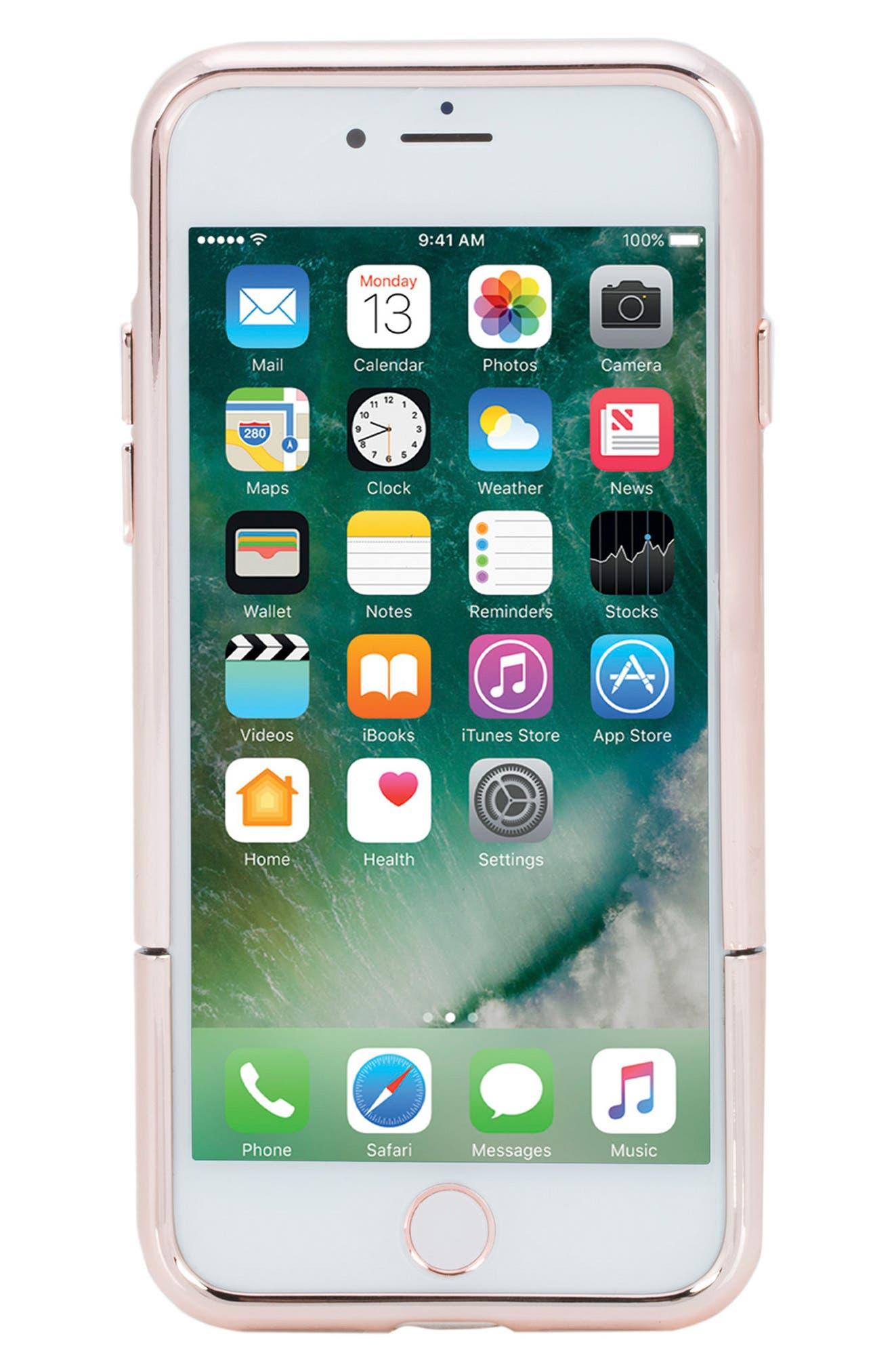 Alternate Image 3  - Rebecca Minkoff Slide iPhone 7 Case