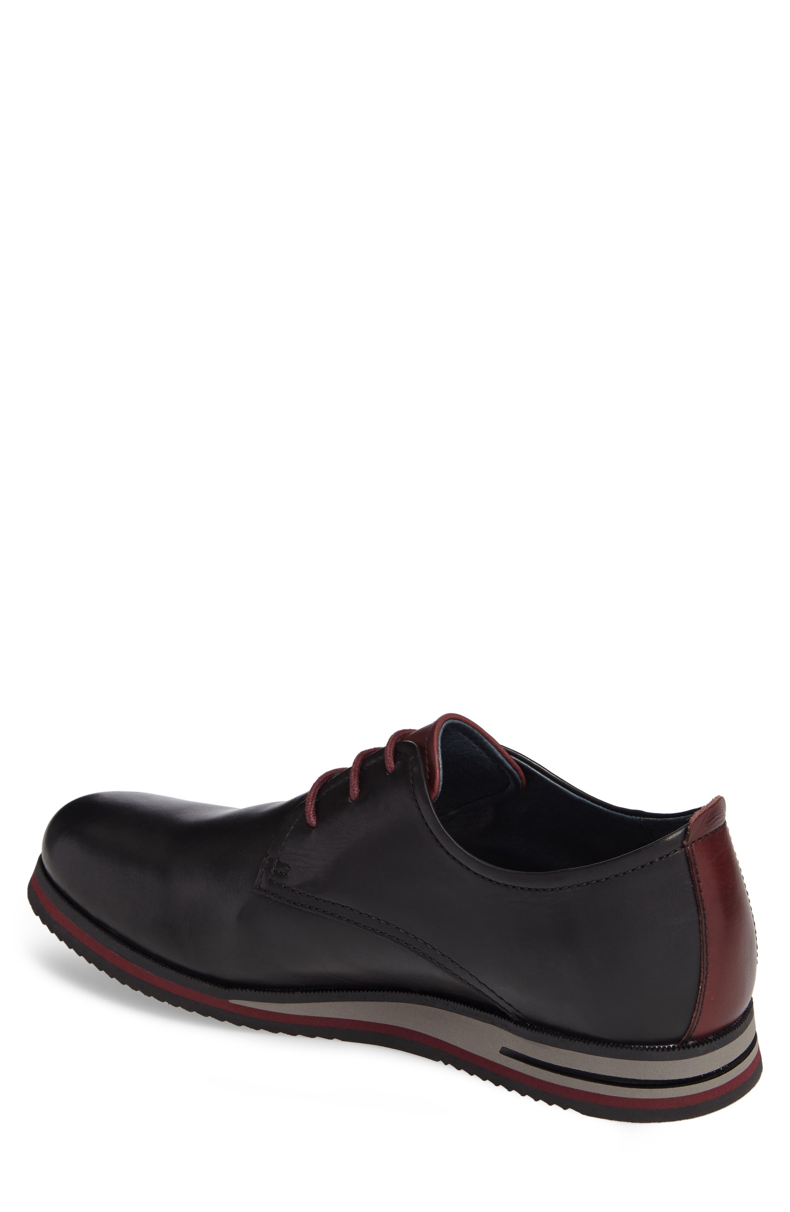 Alternate Image 2  - PIKOLINOS Leox Plain Toe Derby (Men)