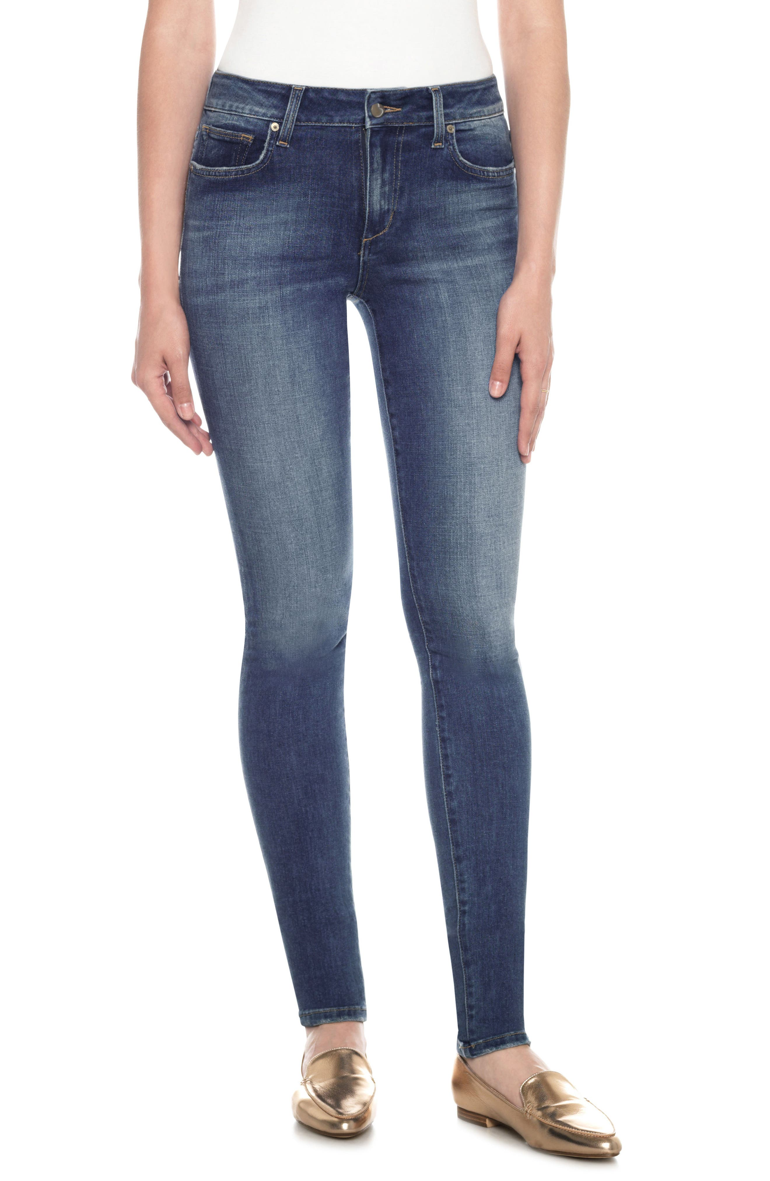 Twiggy Skinny Jeans,                             Main thumbnail 1, color,                             Kinney