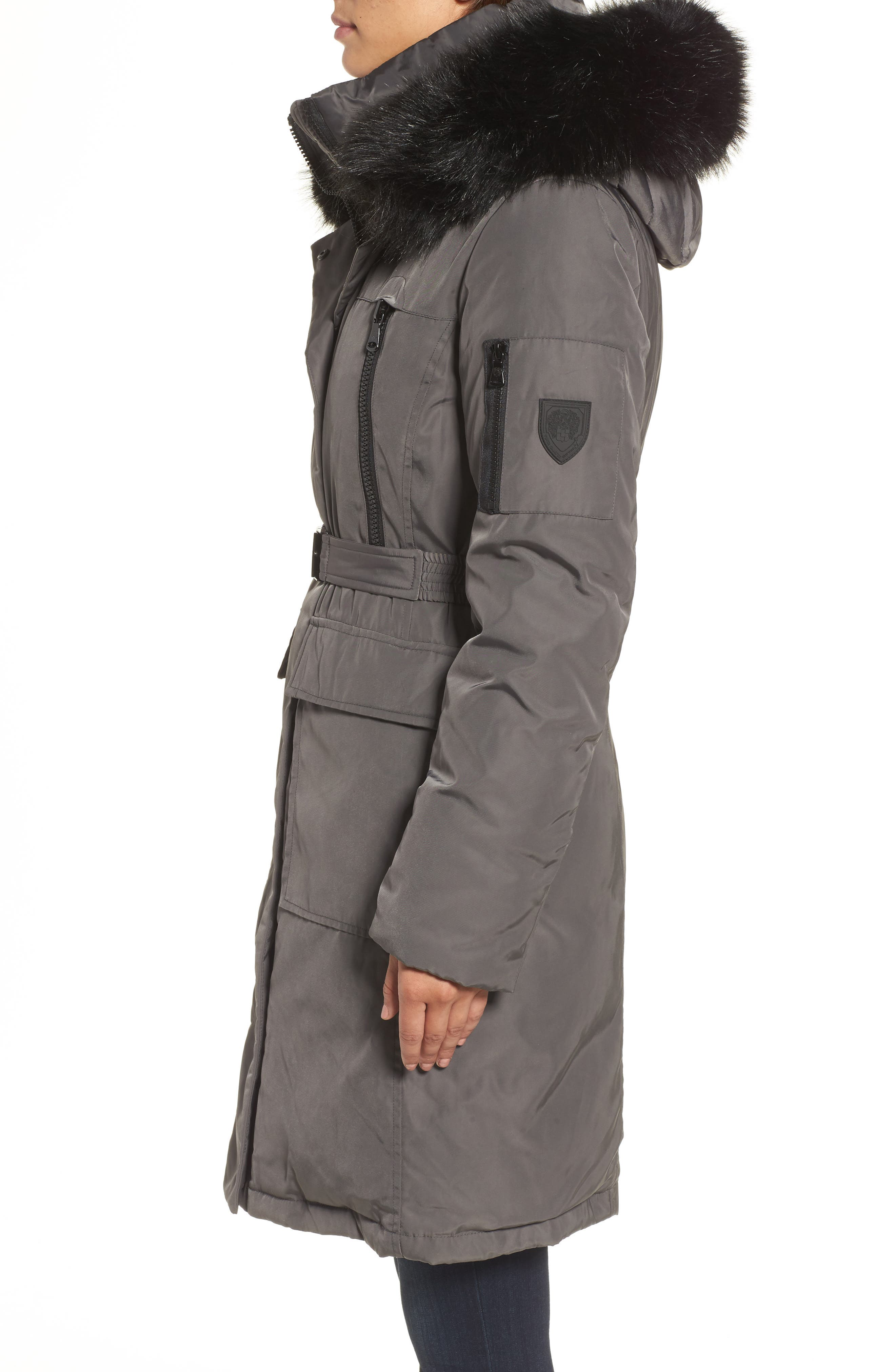 Alternate Image 3  - Vince Camuto Insulated Puffer Jacket