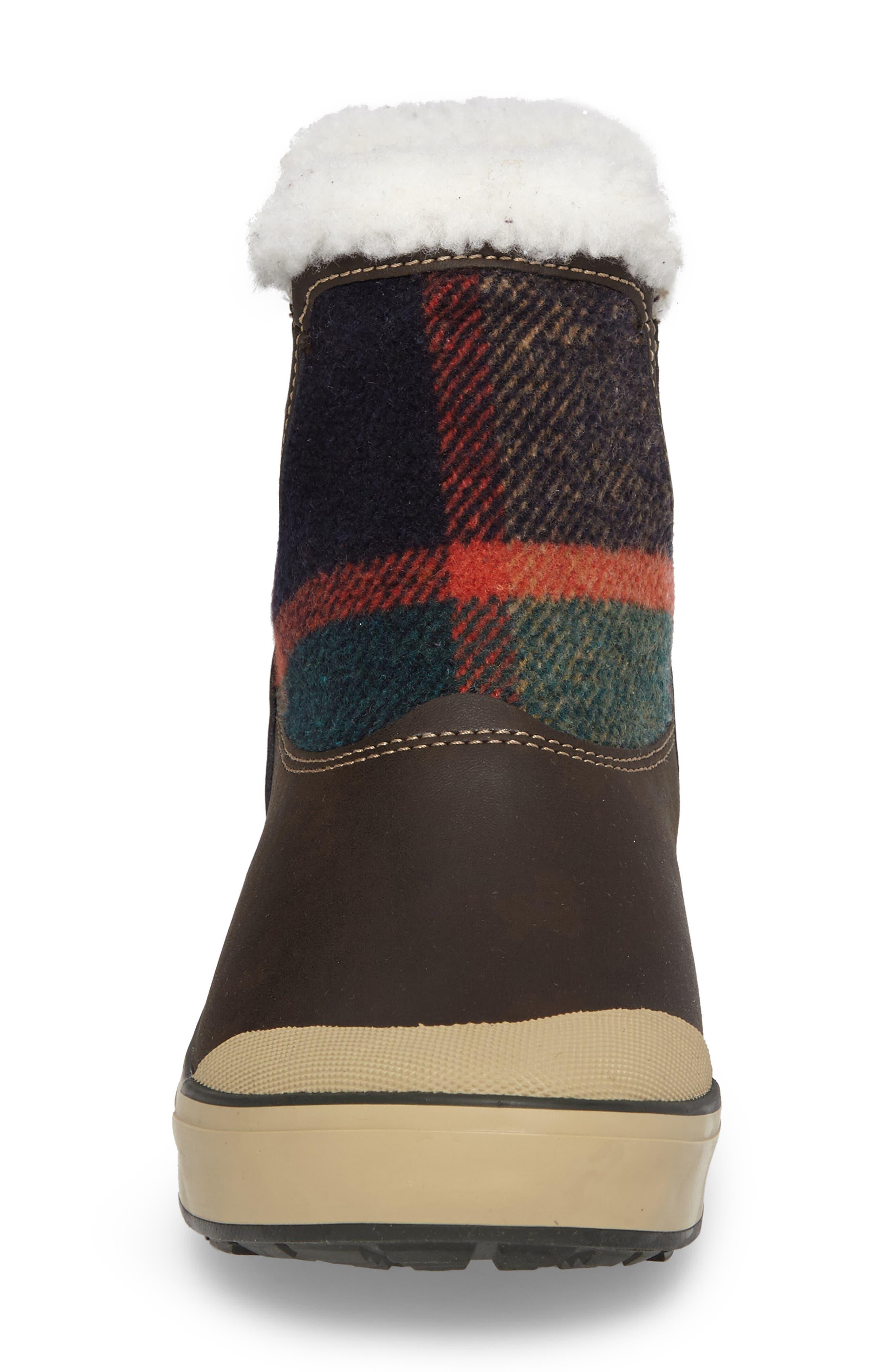 Alternate Image 4  - Keen Elsa Chelsea Waterproof Faux Fur Lined Boot (Women)