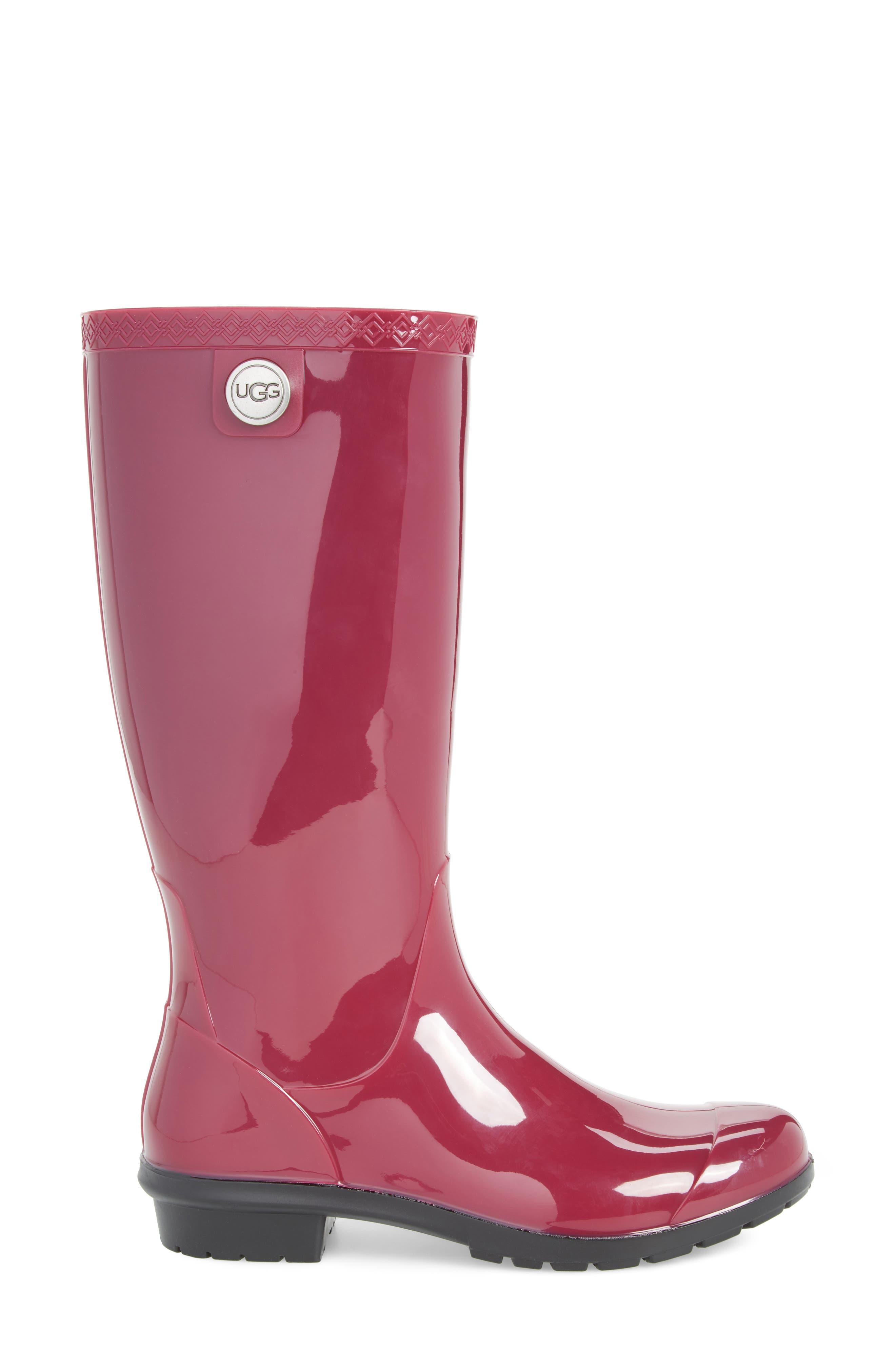 Alternate Image 3  - UGG® 'Shaye' Rain Boot (Women)