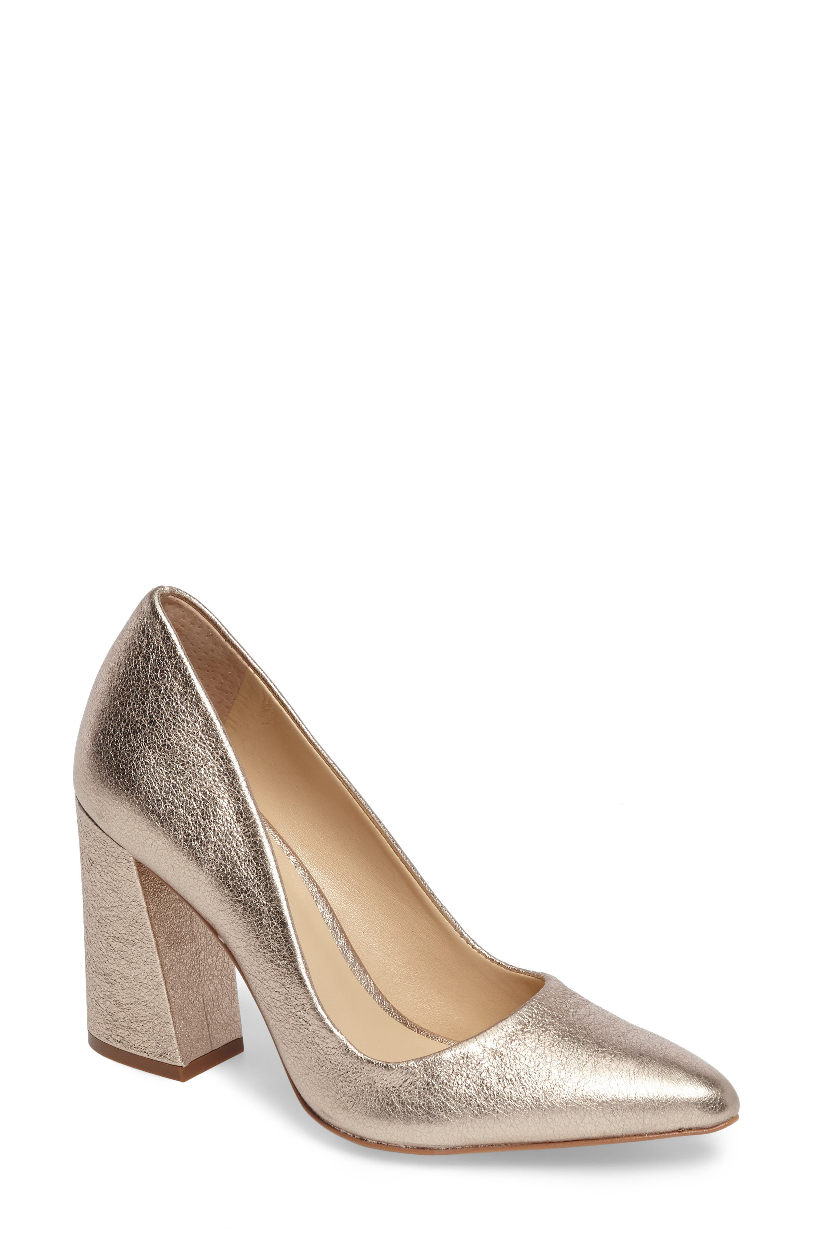 Vince Camuto Talise Pointy Toe Pump (Women)