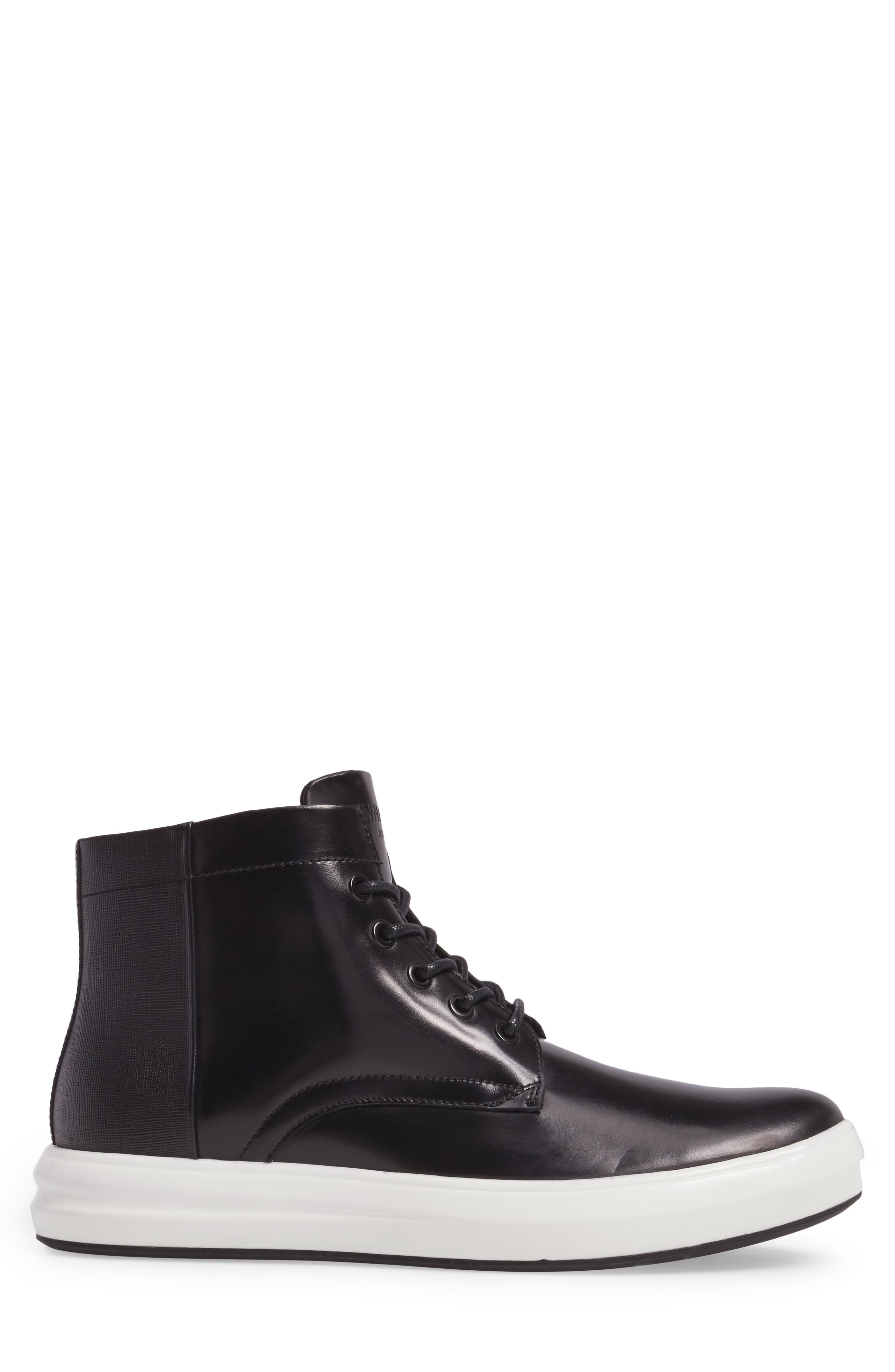 Alternate Image 3  - Kenneth Cole New York High Top Sneaker (Men)