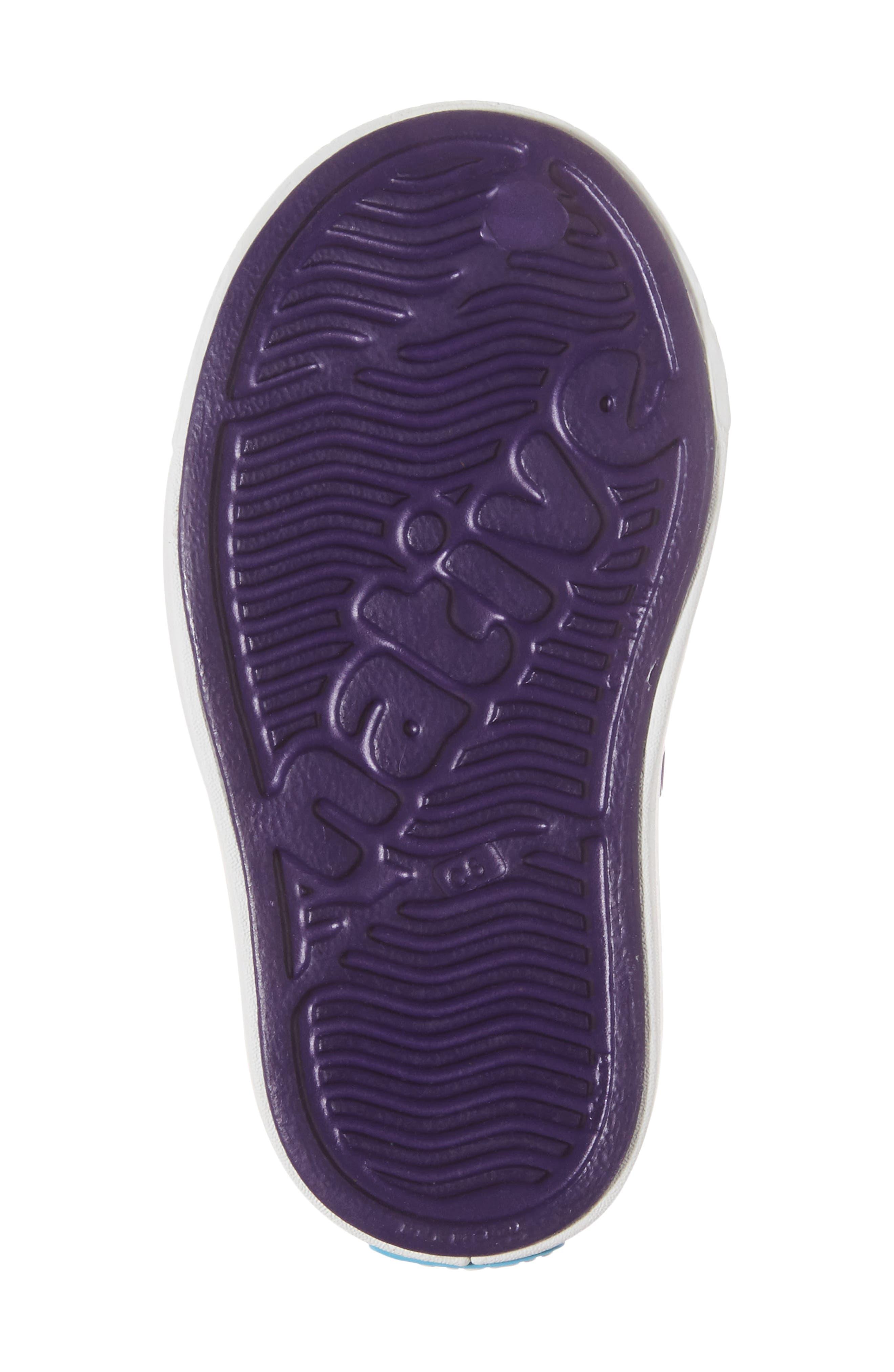 Alternate Image 6  - Native Shoes 'Jefferson' Iridescent Slip-On Sneaker (Baby, Walker, Toddler & Little Kid)