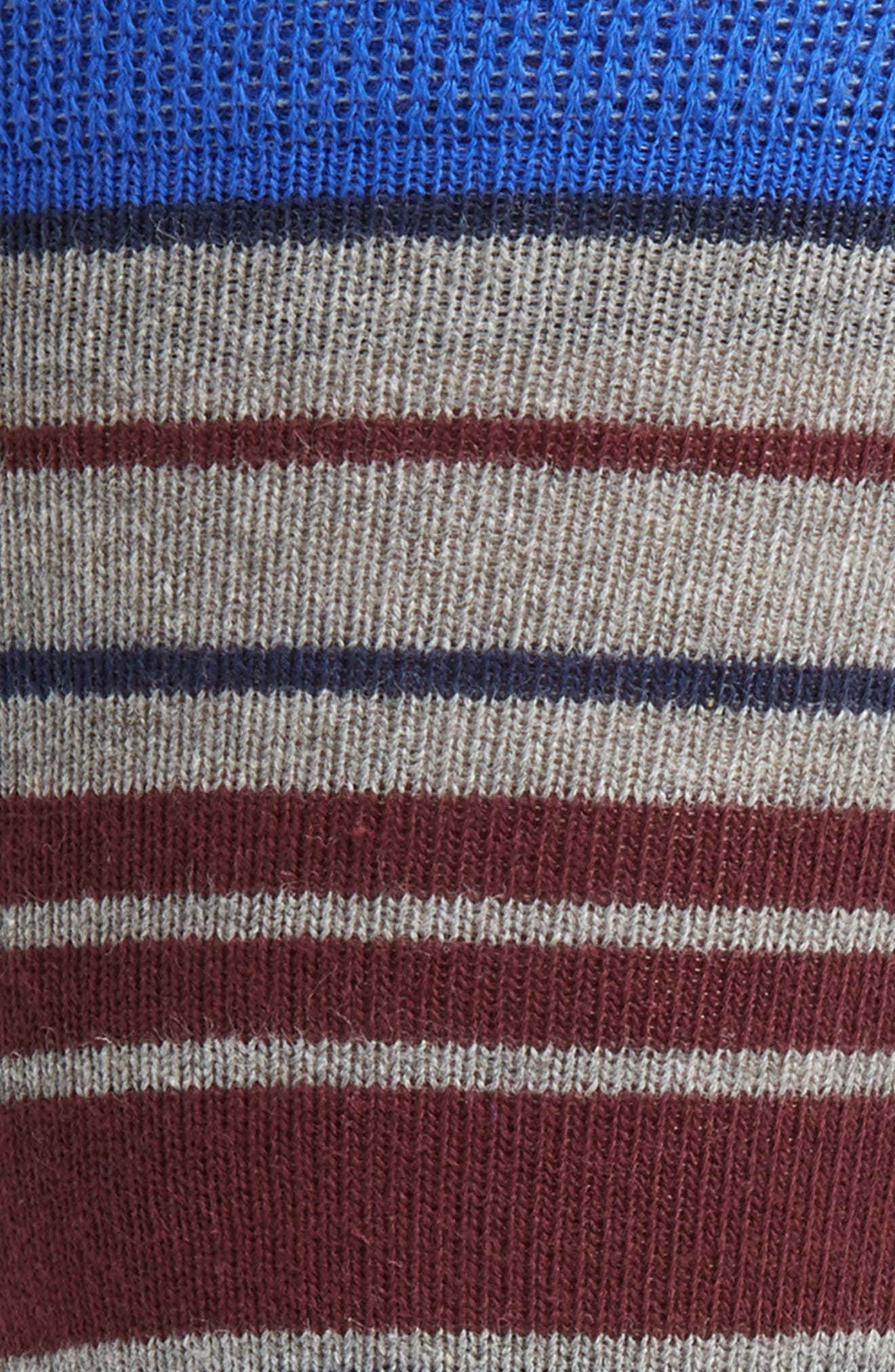 Alternate Image 2  - Ted Baker London Stripe Socks