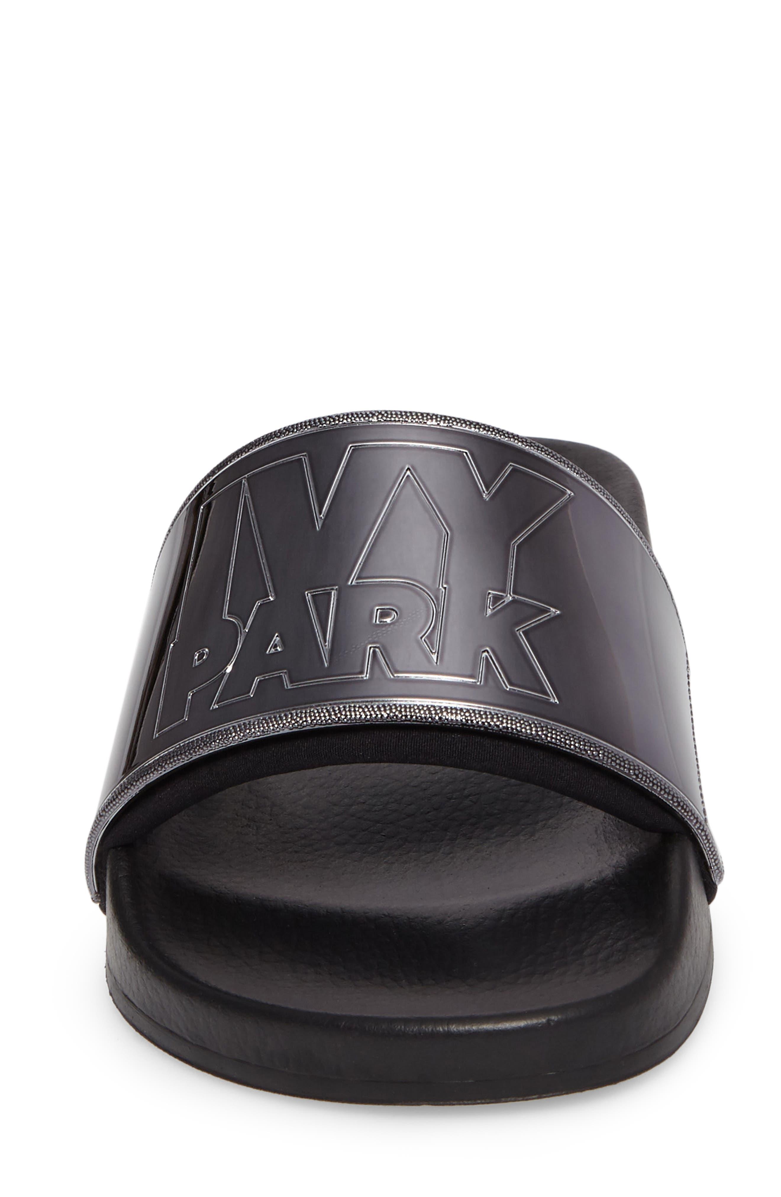 Alternate Image 4  - IVY PARK® Neoprene Lined Logo Slide Sandal (Women)