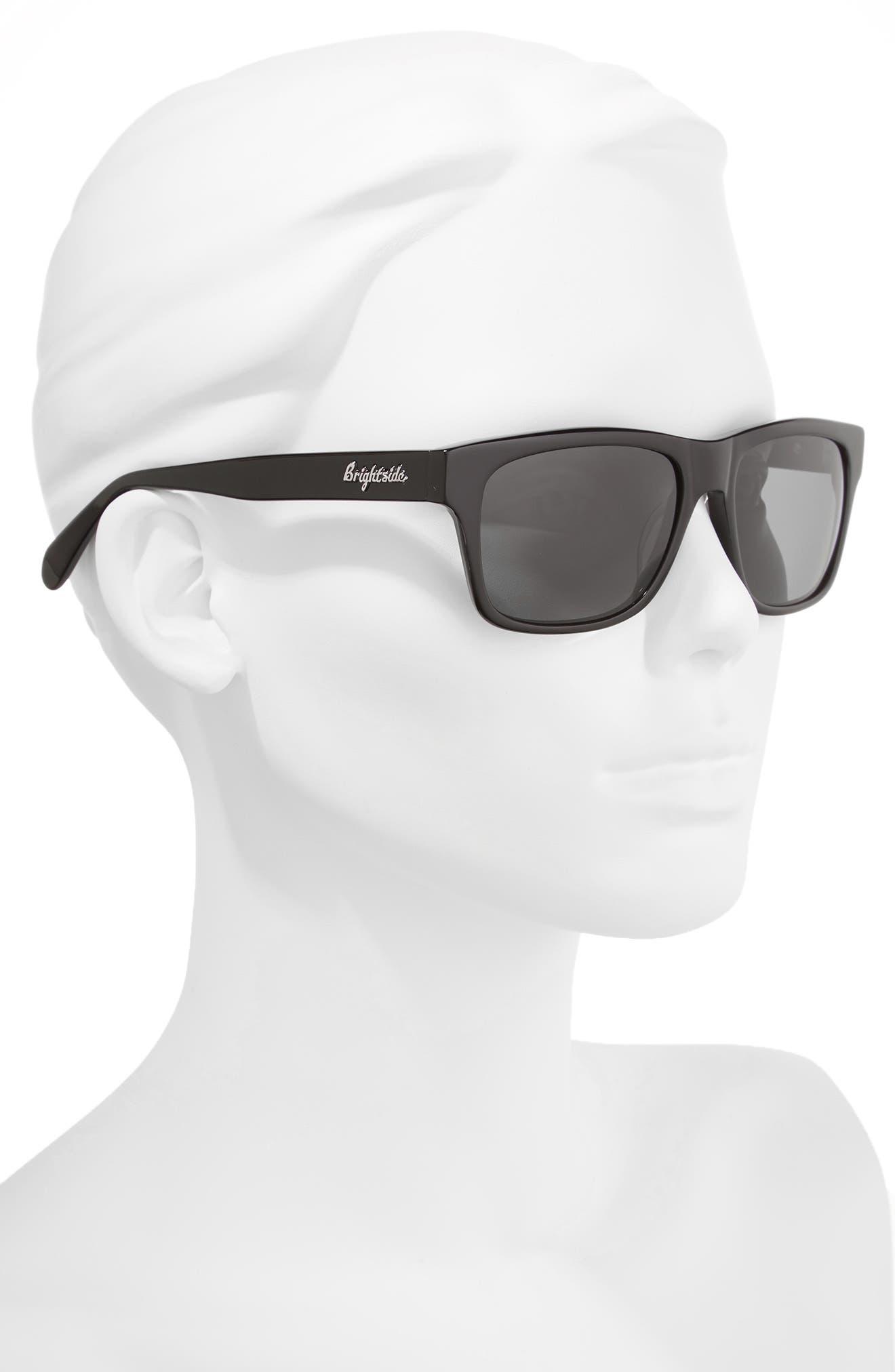 Alternate Image 2  - Brightside Wilshire 55mm Polarized Sunglasses