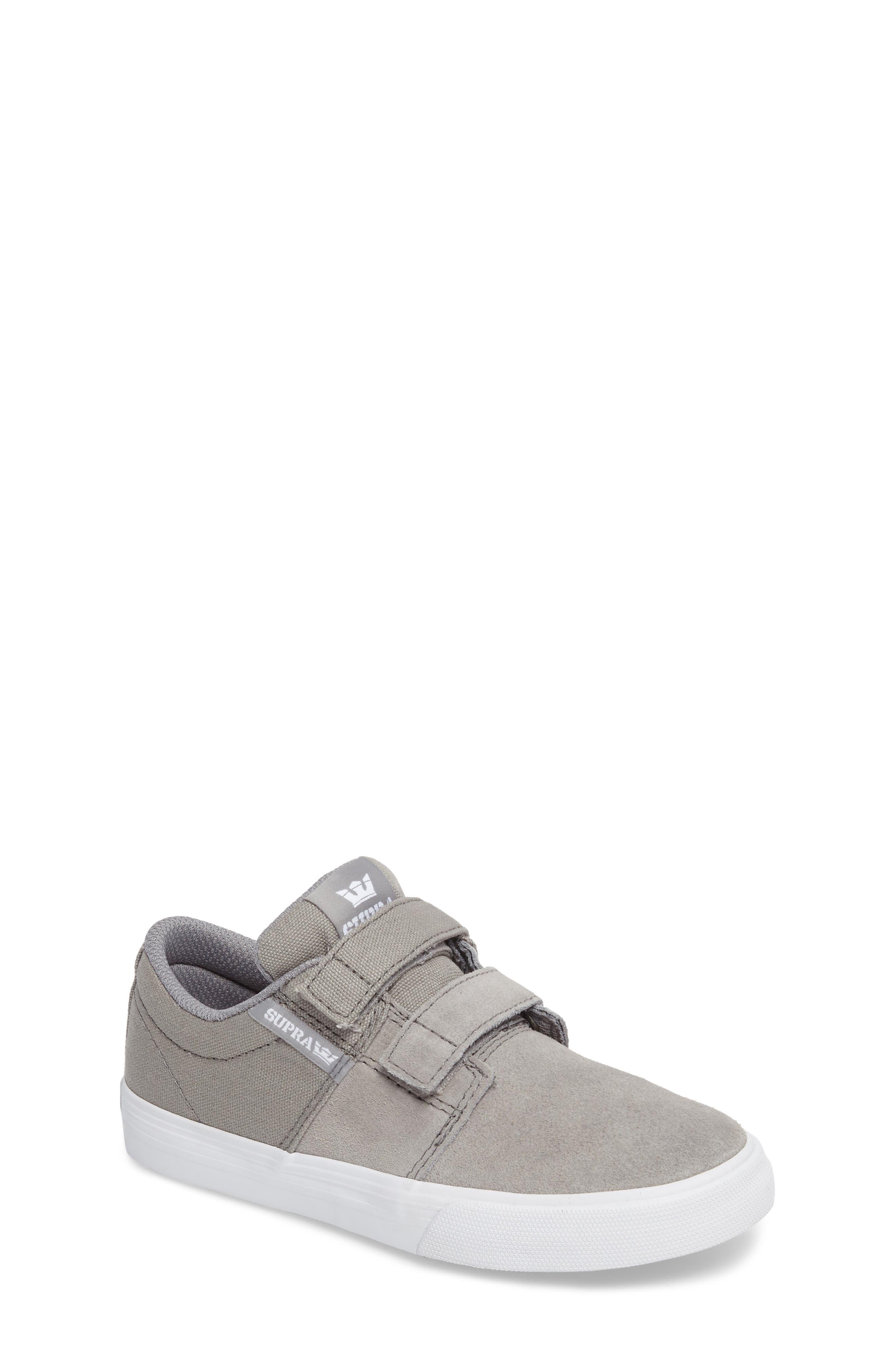 Alternate Image 1 Selected - Supra Stacks Low Top Sneaker (Toddler, Little Kid & Big Kid)