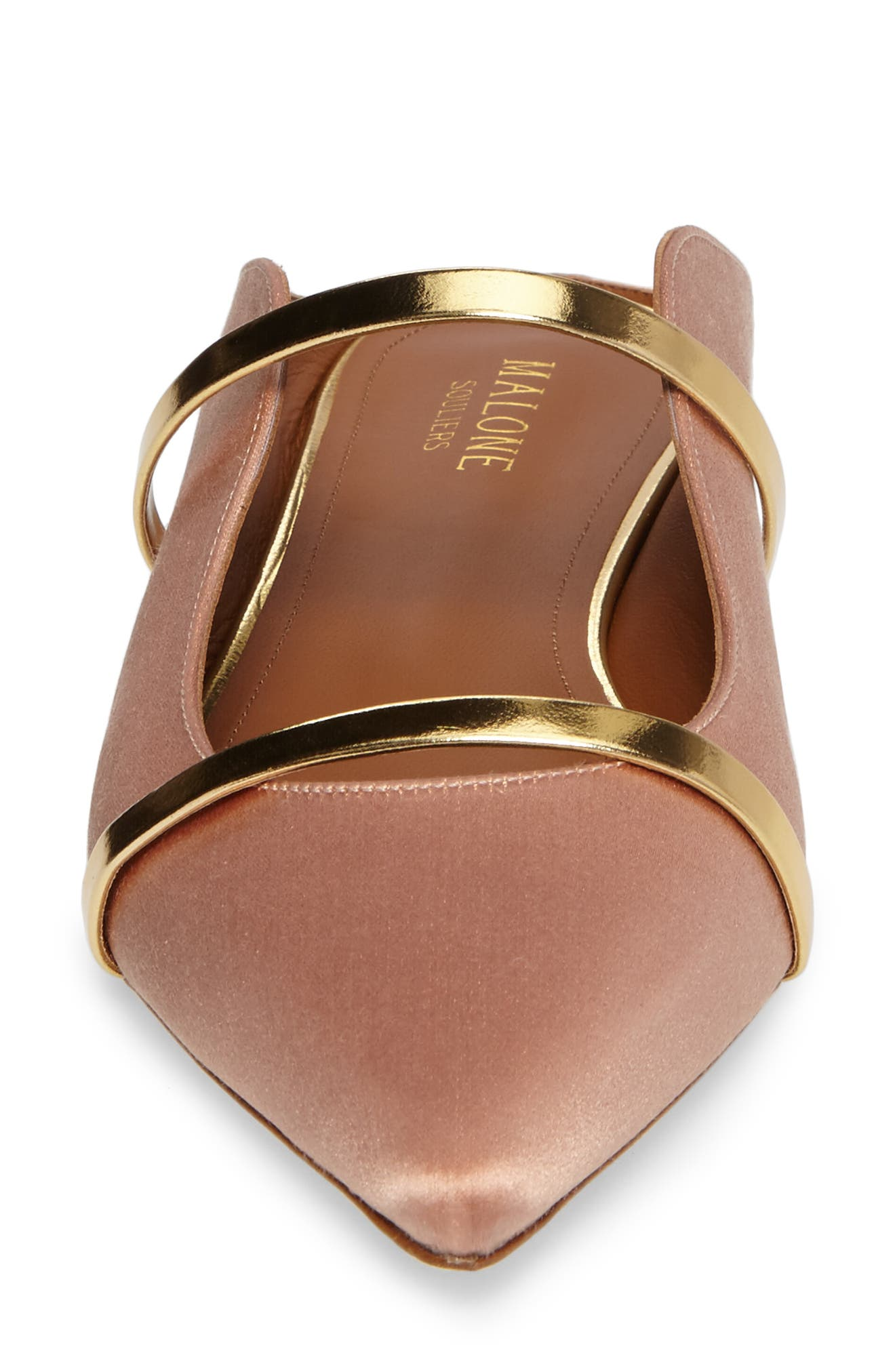 Alternate Image 4  - Malone Souliers Maureen Double Band Mule (Women)
