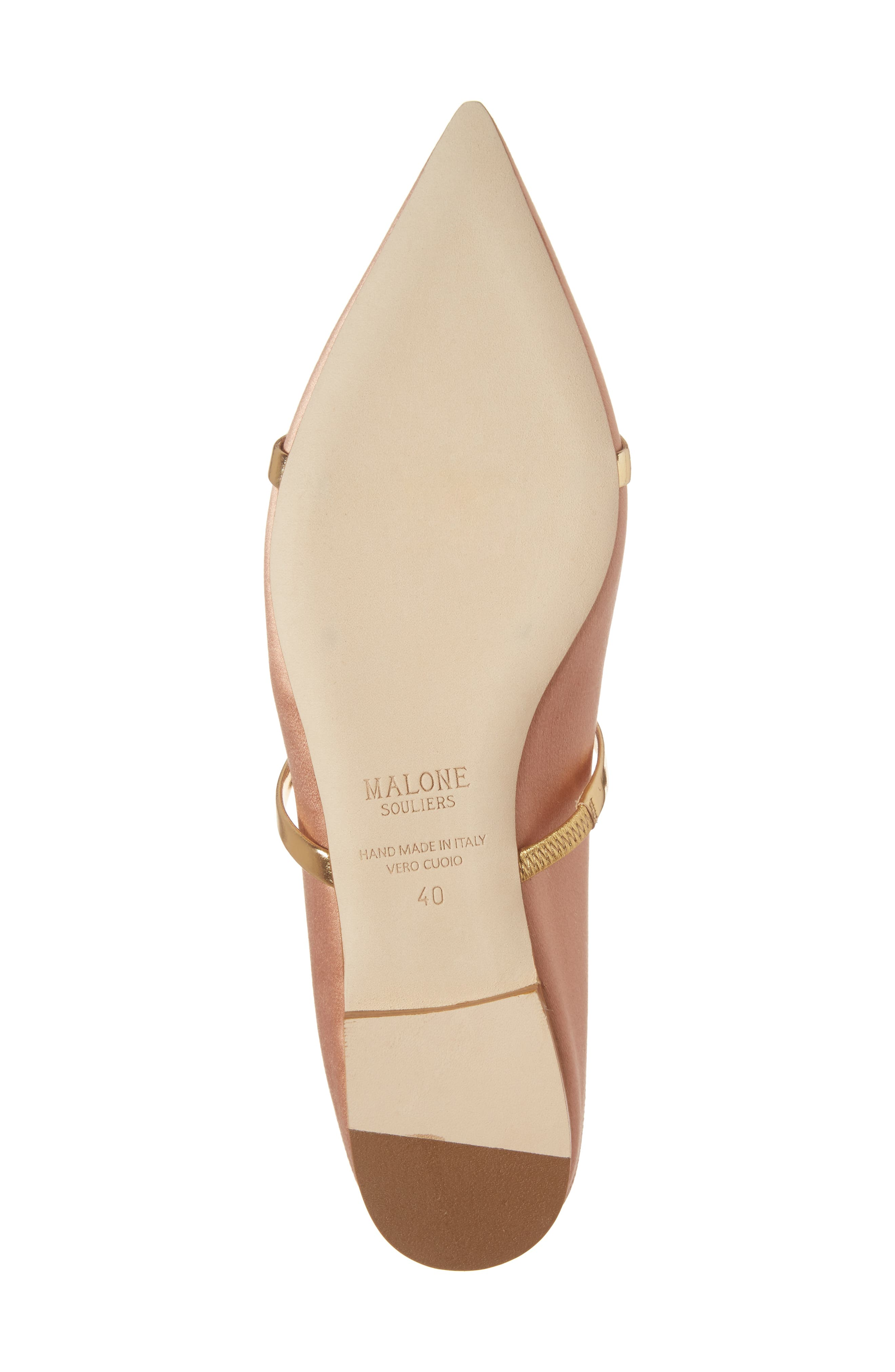 Alternate Image 6  - Malone Souliers Maureen Double Band Mule (Women)
