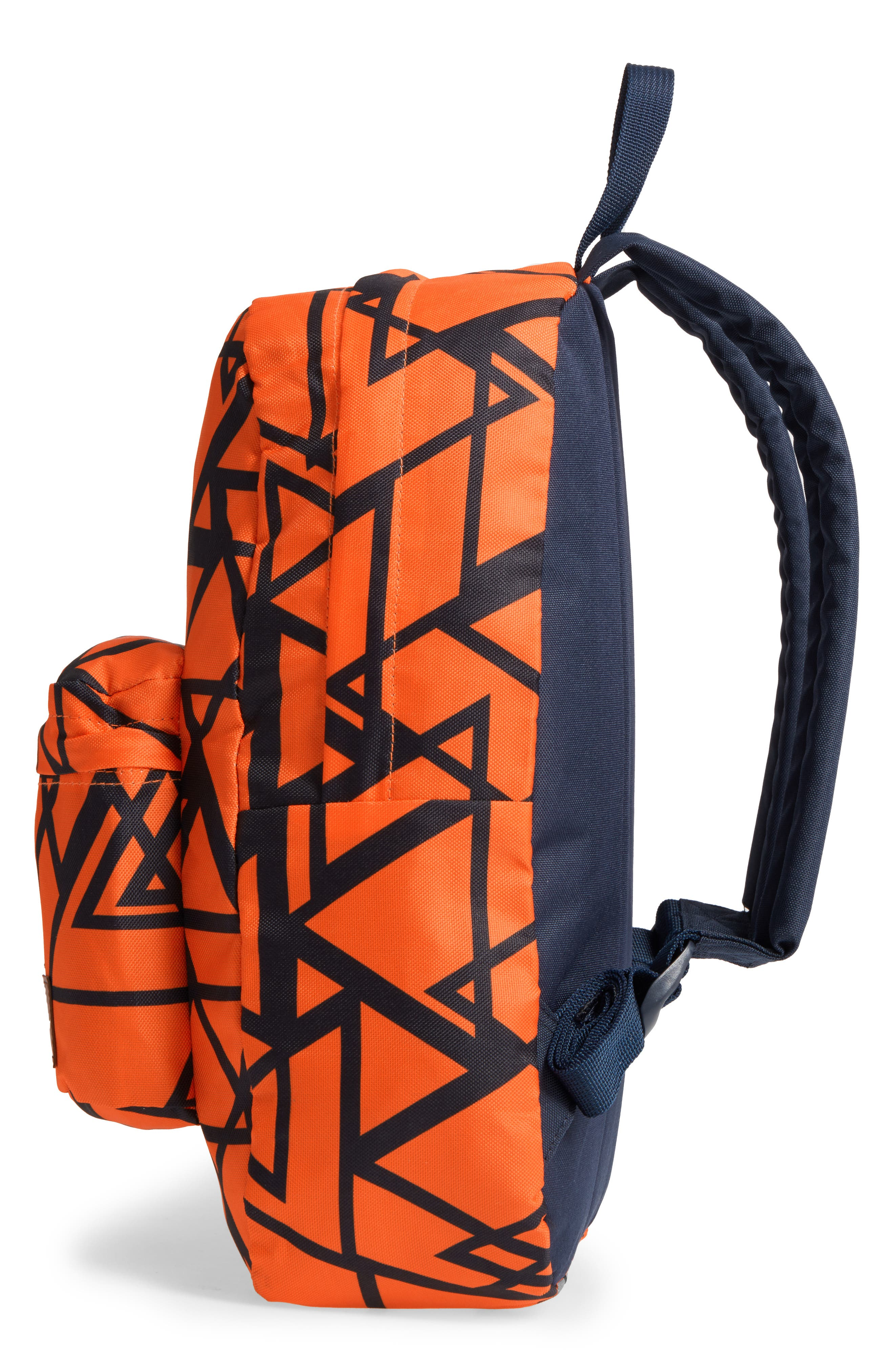Alternate Image 4  - Tea Collection Scots Triangle Backpack (Kids)