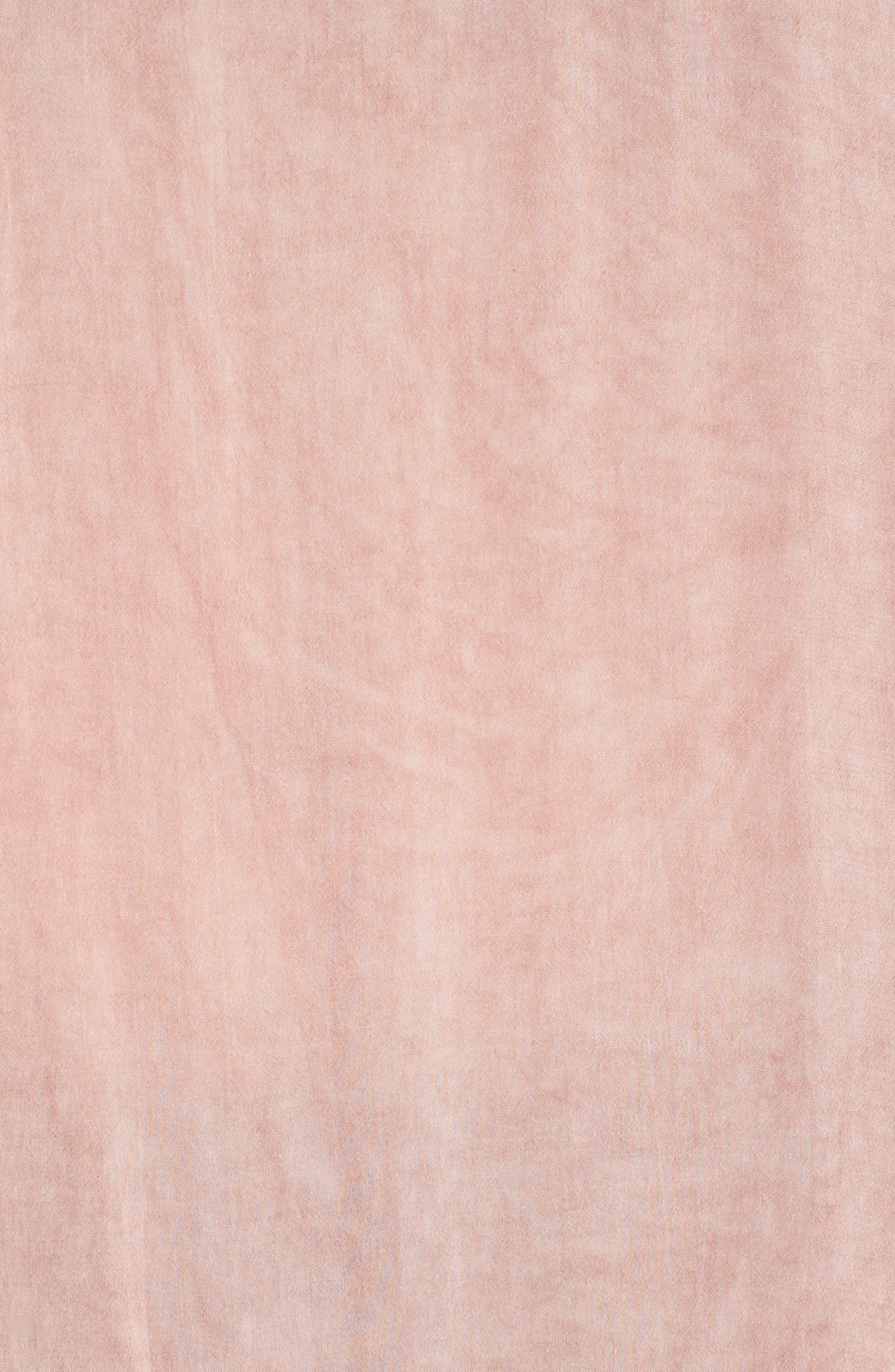 Alternate Image 5  - Elan Cover-Up Dress (Plus Size)