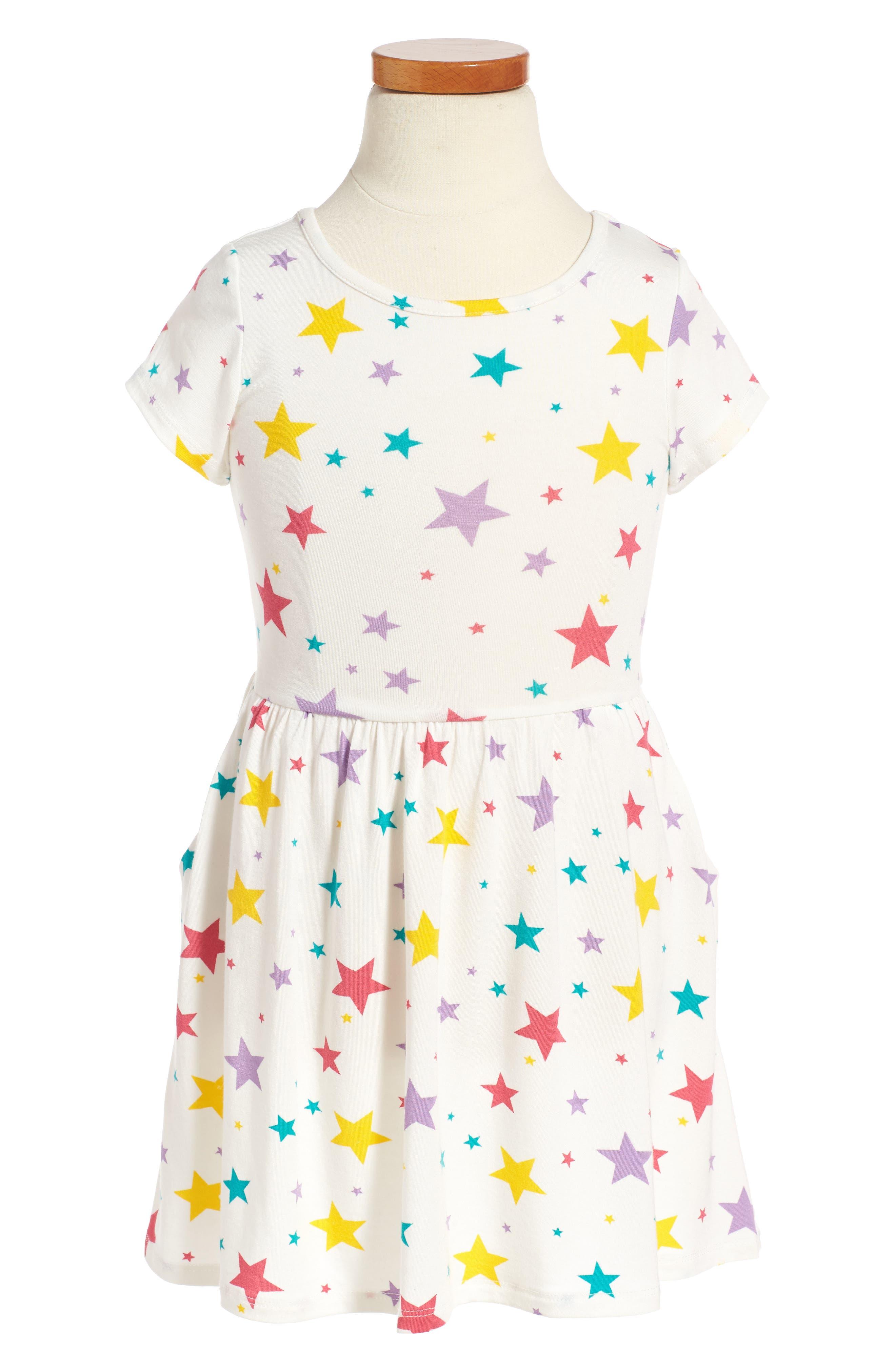 Peek Candice Star Dress (Toddler Birls, Little Girls & Big Girls)