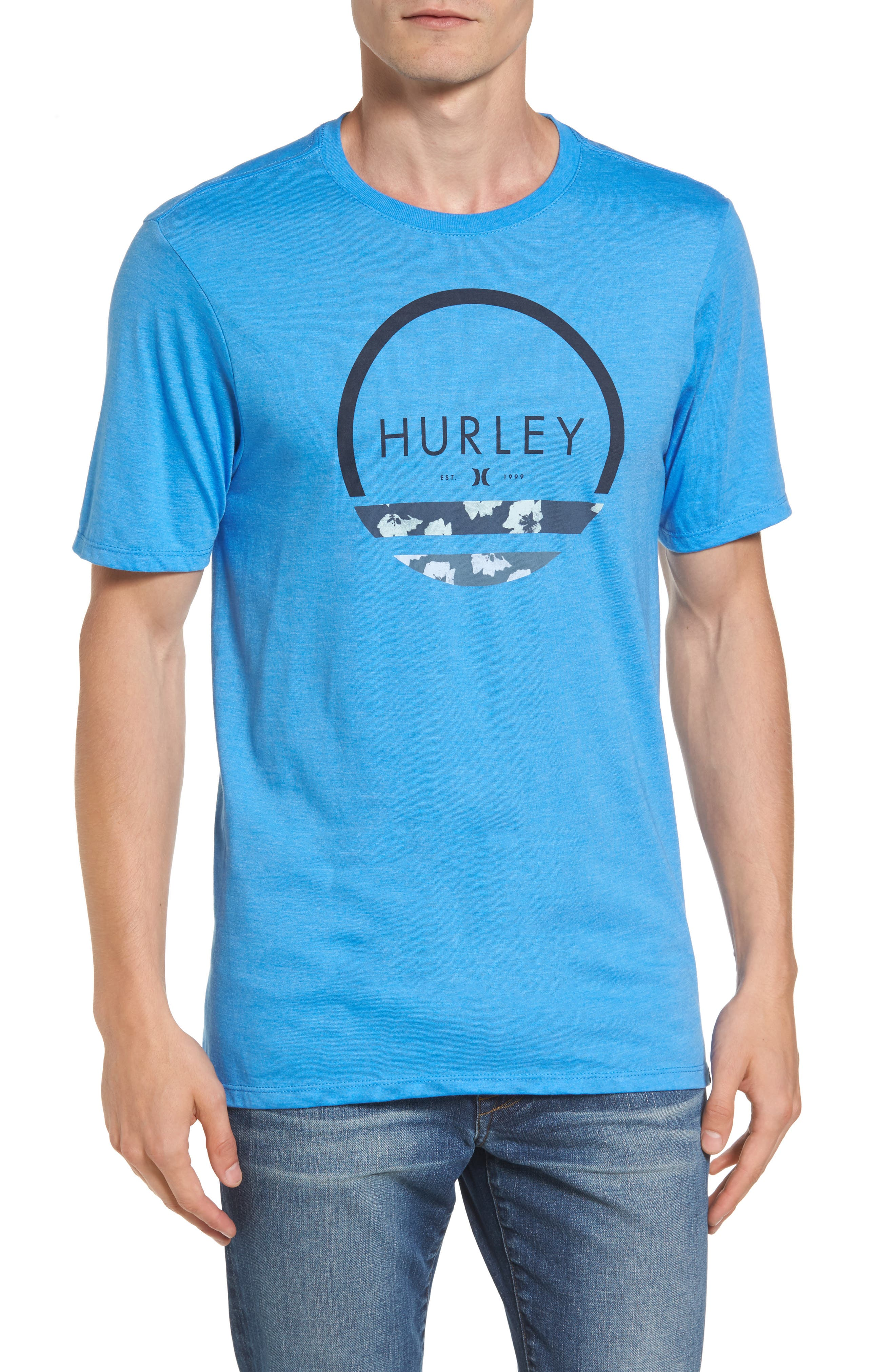 Alternate Image 1 Selected - Hurley Las Olas T-Shirt